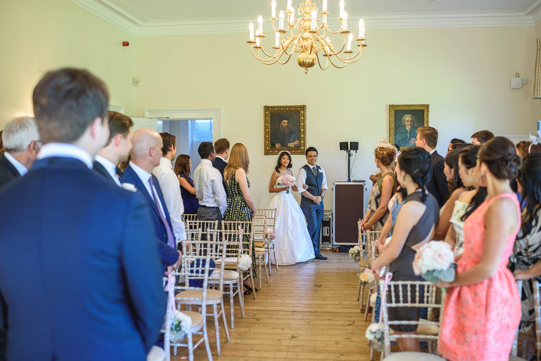 Kew Gardens wedding photography - Guy Collier Photography - Gloria and Frederik (39 of 173)