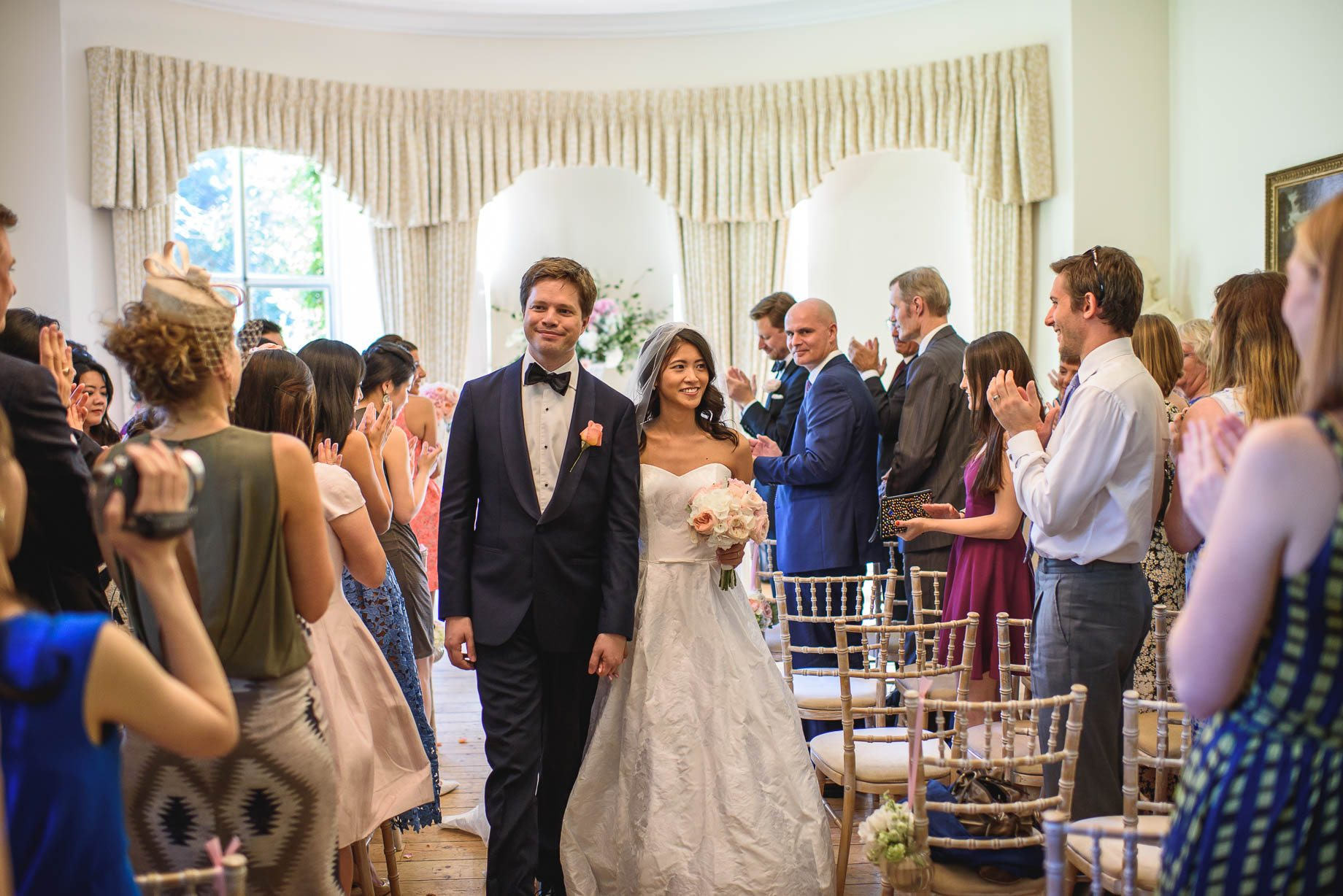 Kew Gardens wedding photography - Guy Collier Photography - Gloria and Frederik (52 of 173)