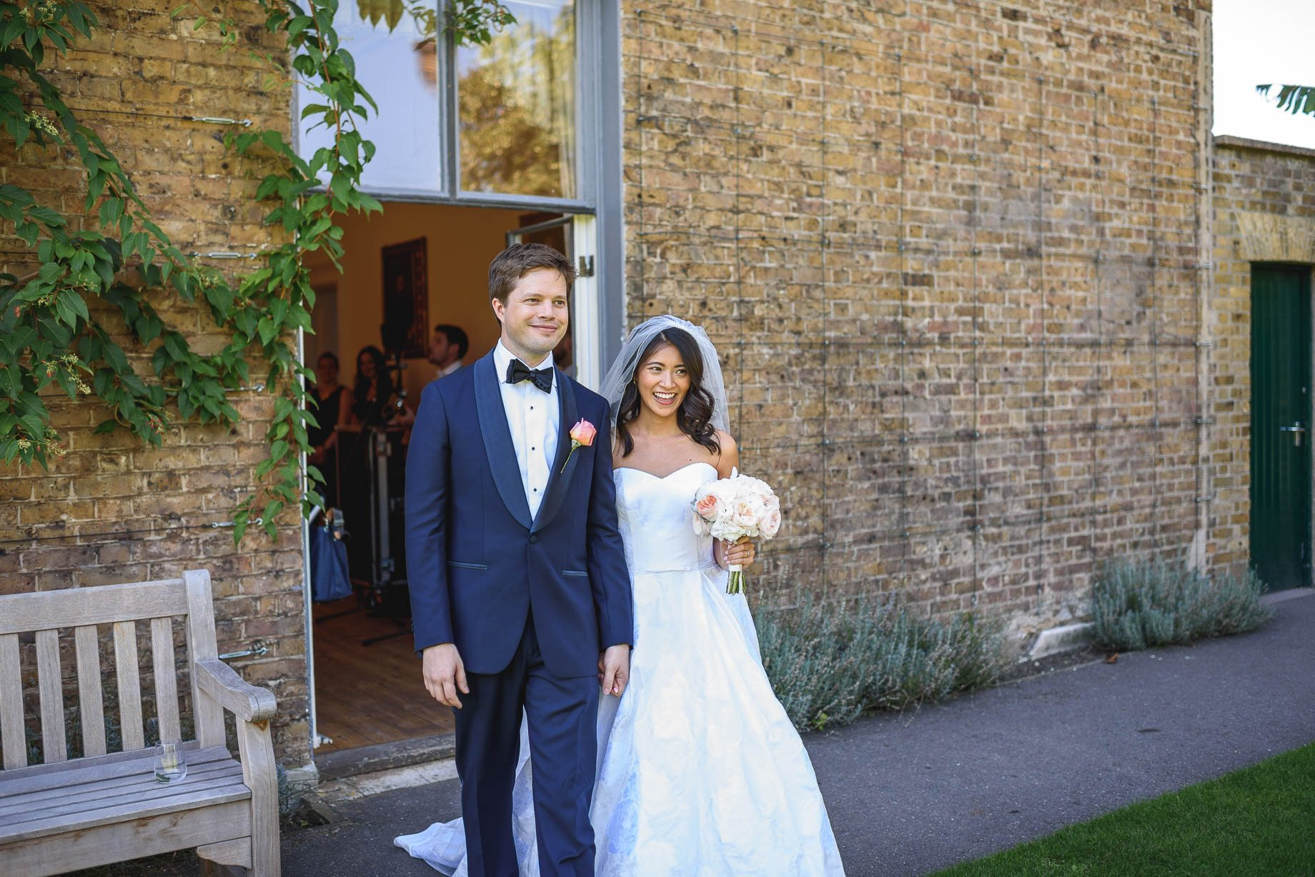 Kew Gardens wedding photography - Guy Collier Photography - Gloria and Frederik (53 of 173)
