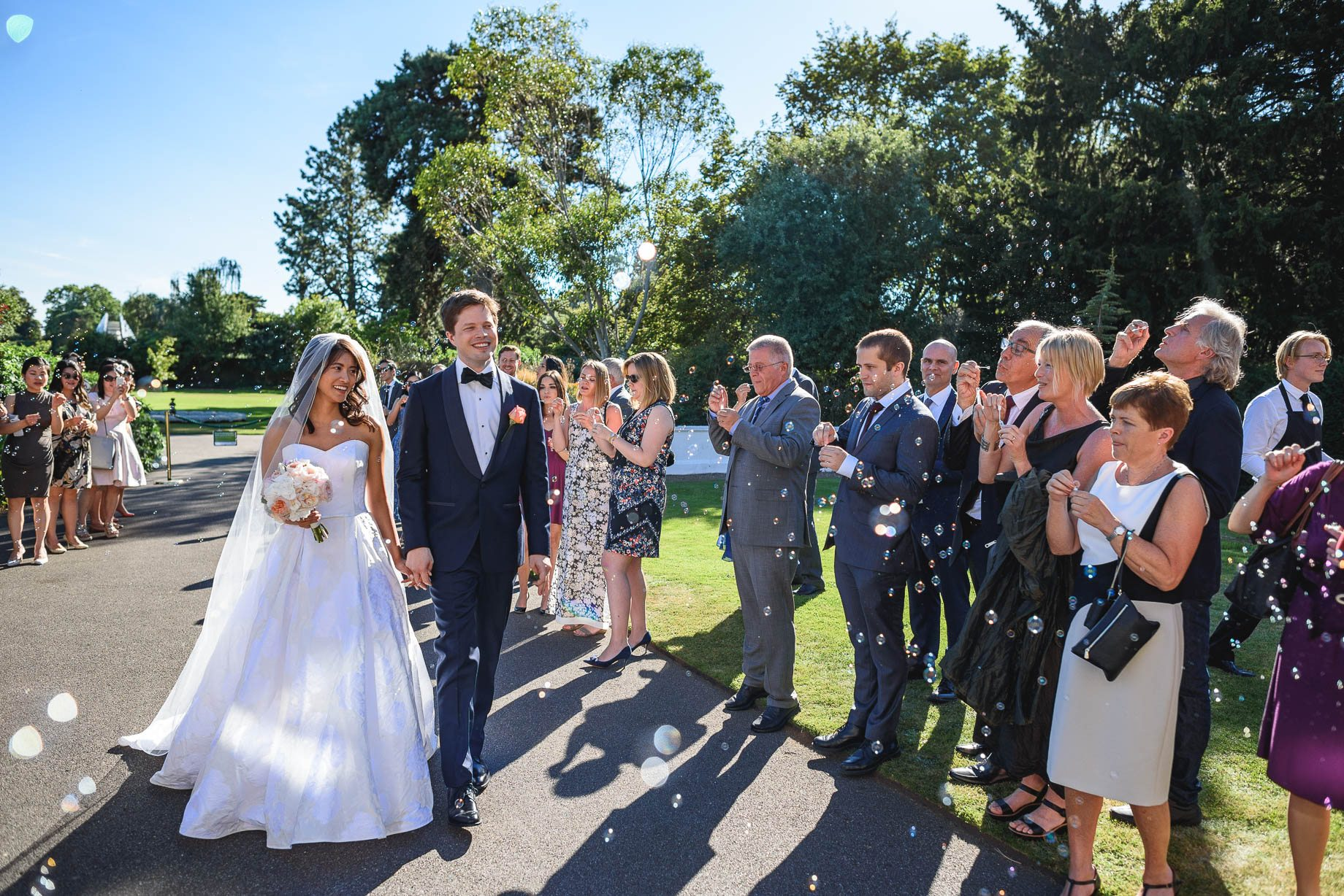 Kew Gardens wedding photography - Guy Collier Photography - Gloria and Frederik (59 of 173)