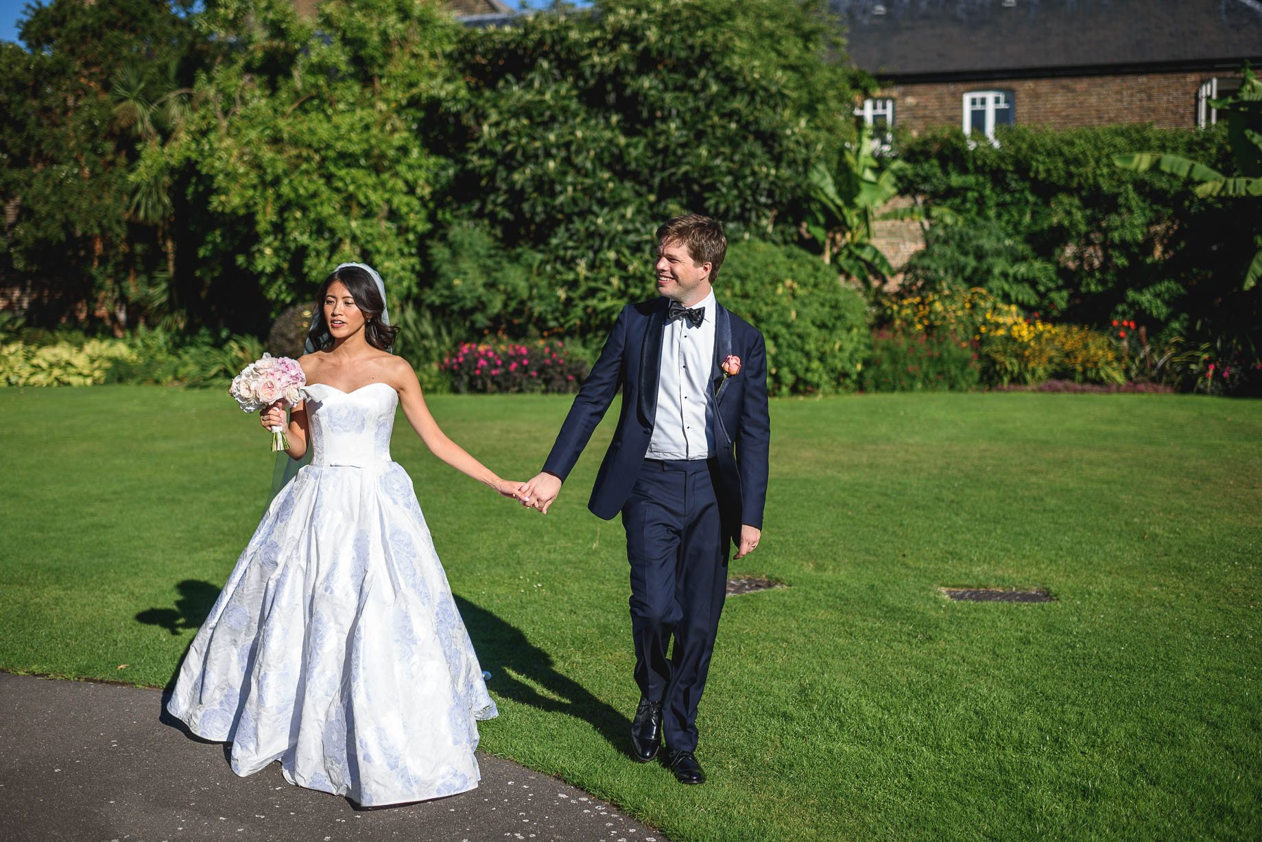 Kew Gardens wedding photography - Guy Collier Photography - Gloria and Frederik (79 of 173)