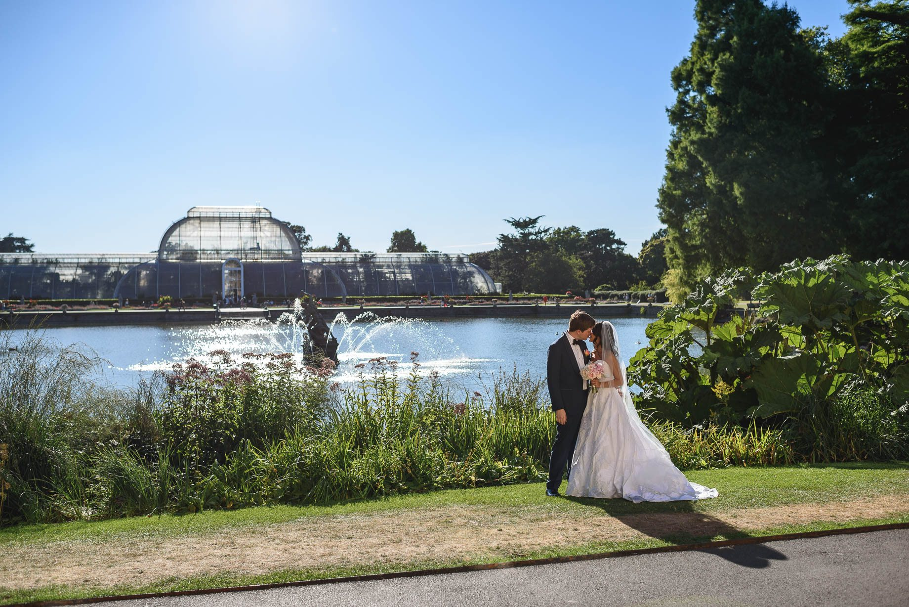 Kew Gardens wedding photography - Guy Collier Photography - Gloria and Frederik (81 of 173)
