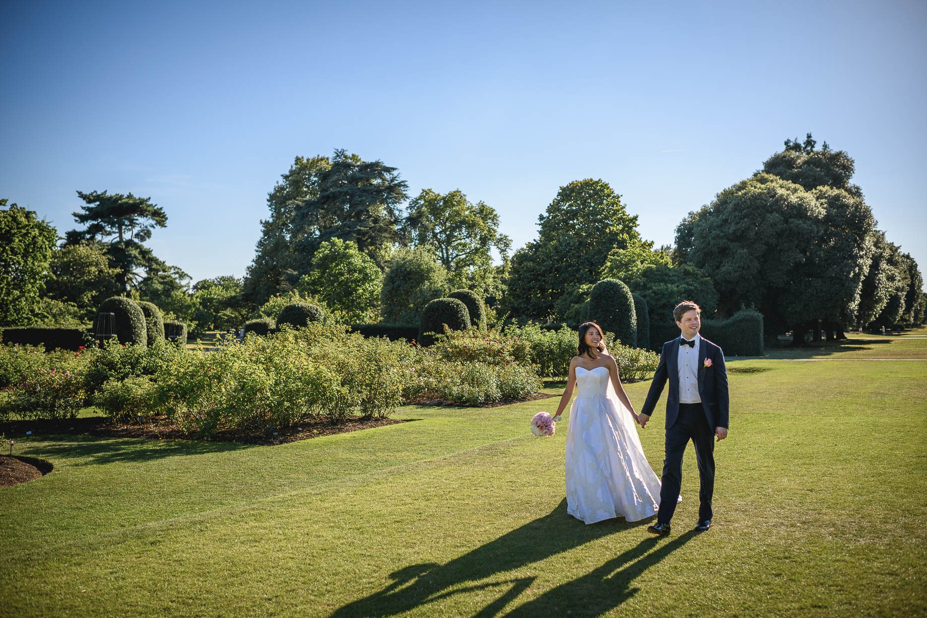 Kew Gardens wedding photography - Guy Collier Photography - Gloria and Frederik (85 of 173)