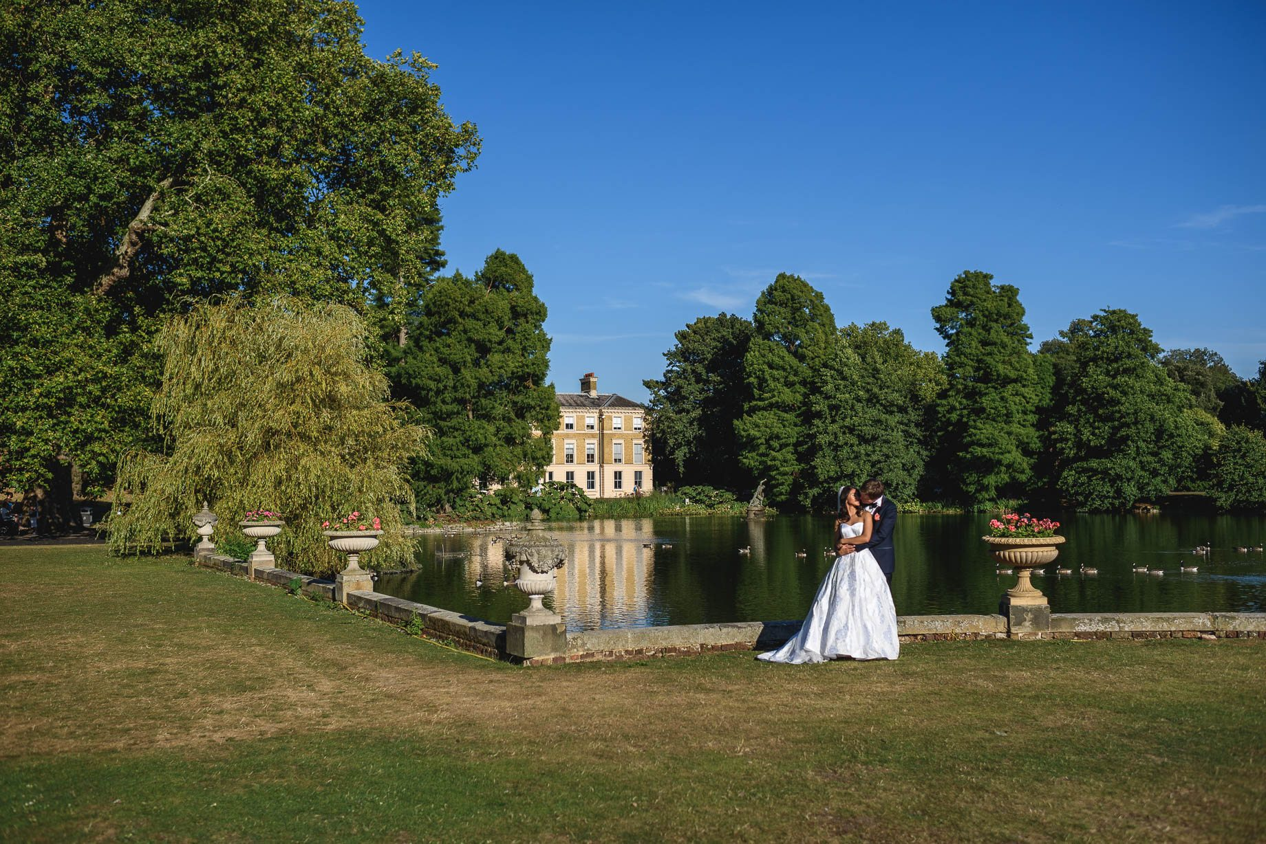 Kew Gardens wedding photography - Guy Collier Photography - Gloria and Frederik (89 of 173)