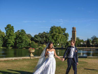 Kew Gardens wedding photography - Guy Collier Photography - Gloria and Frederik