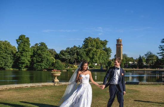 Kew Gardens wedding photography - Guy Collier Photography - Gloria and Frederik