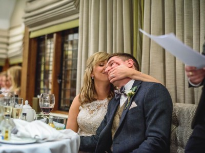 Langshott Manor wedding photography - Hollie and David by Guy Collier