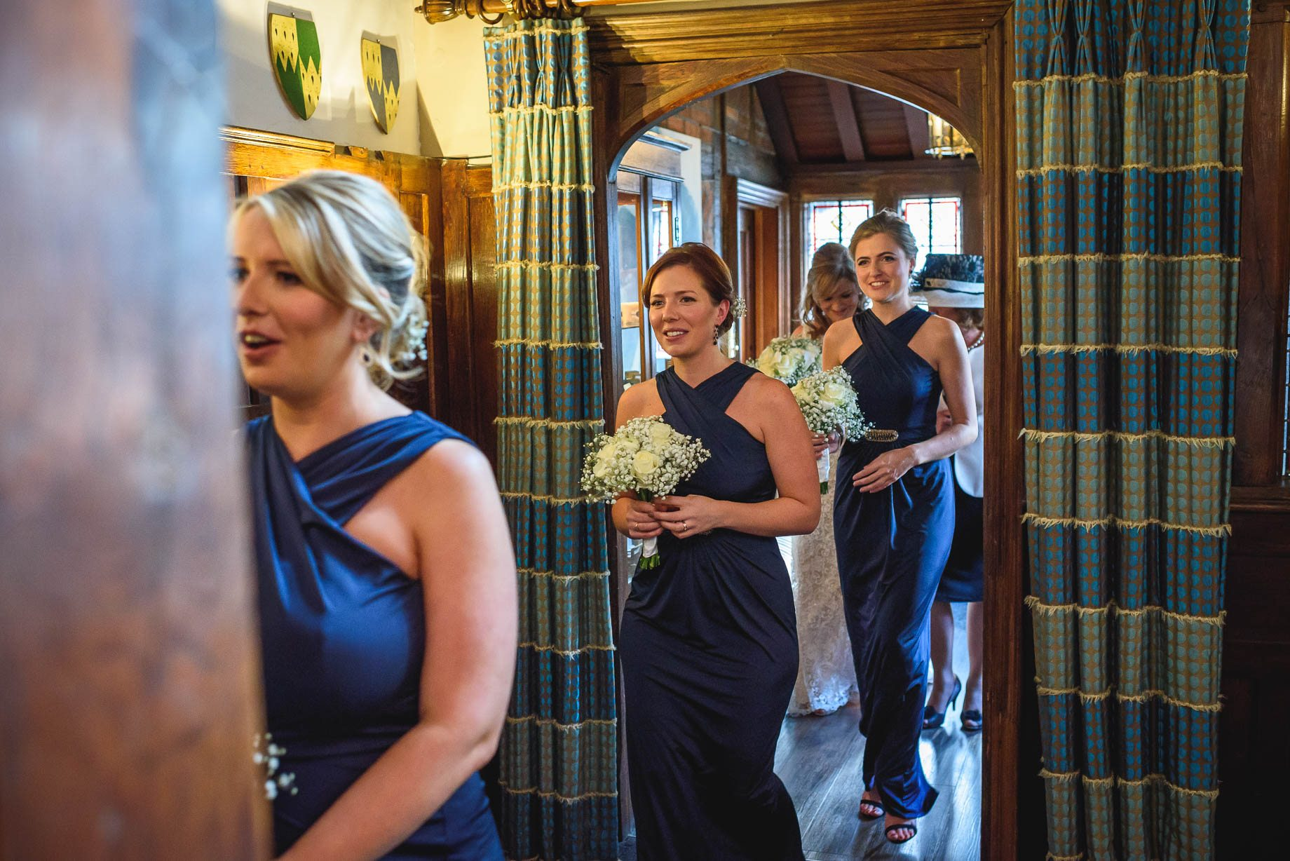 Langshott Manor wedding photography - Hollie and David (59 of 167)