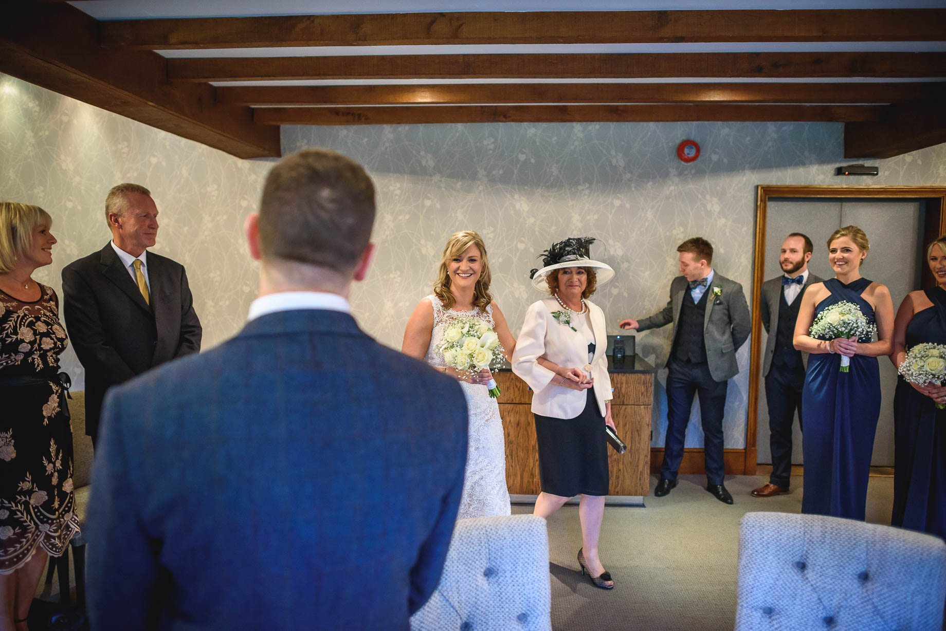 Langshott Manor wedding photography - Hollie and David (62 of 167)