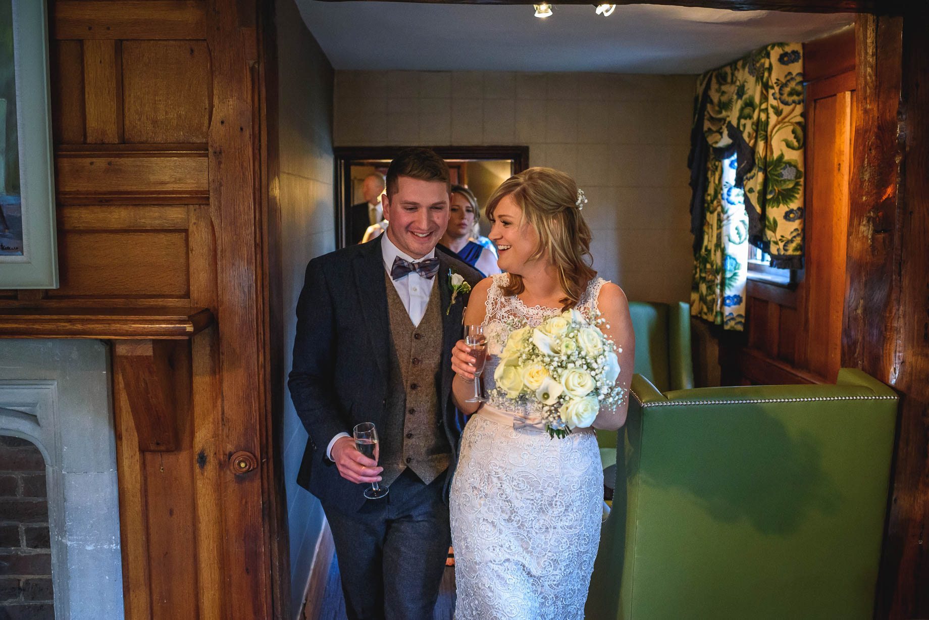 Langshott Manor wedding photography - Hollie and David (75 of 167)