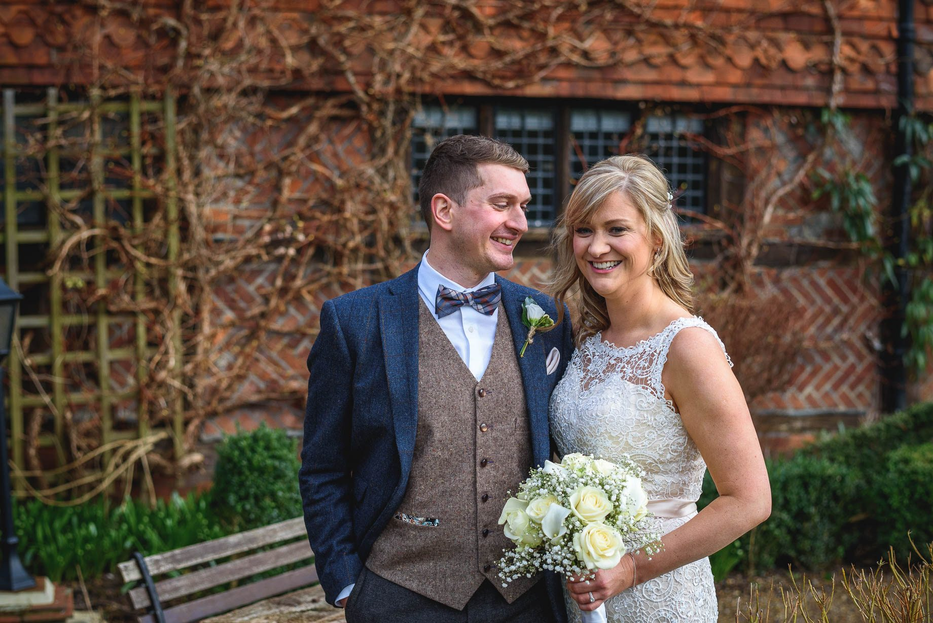 Langshott Manor wedding photography - Hollie and David (79 of 167)
