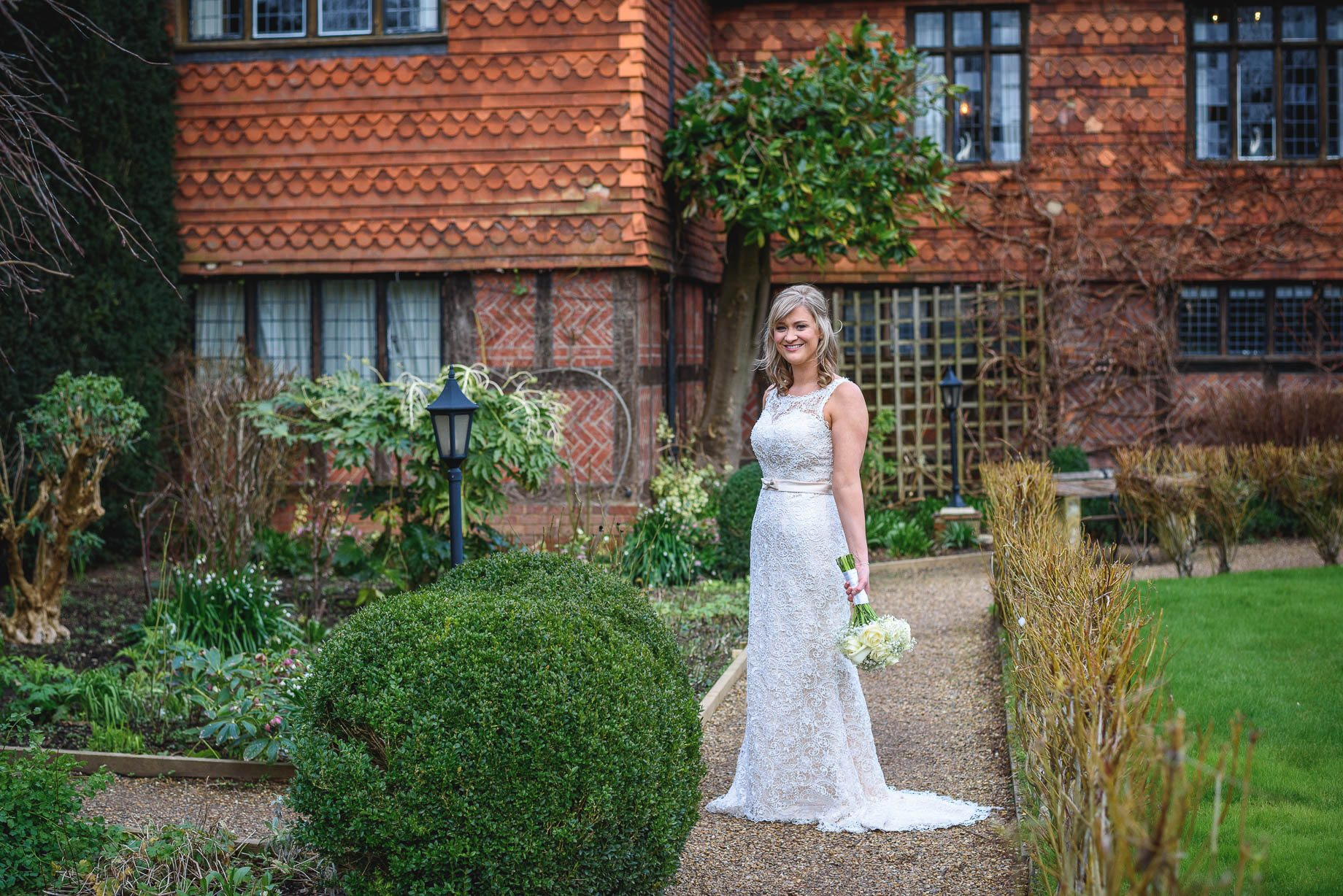 Langshott Manor wedding photography - Hollie and David (81 of 167)