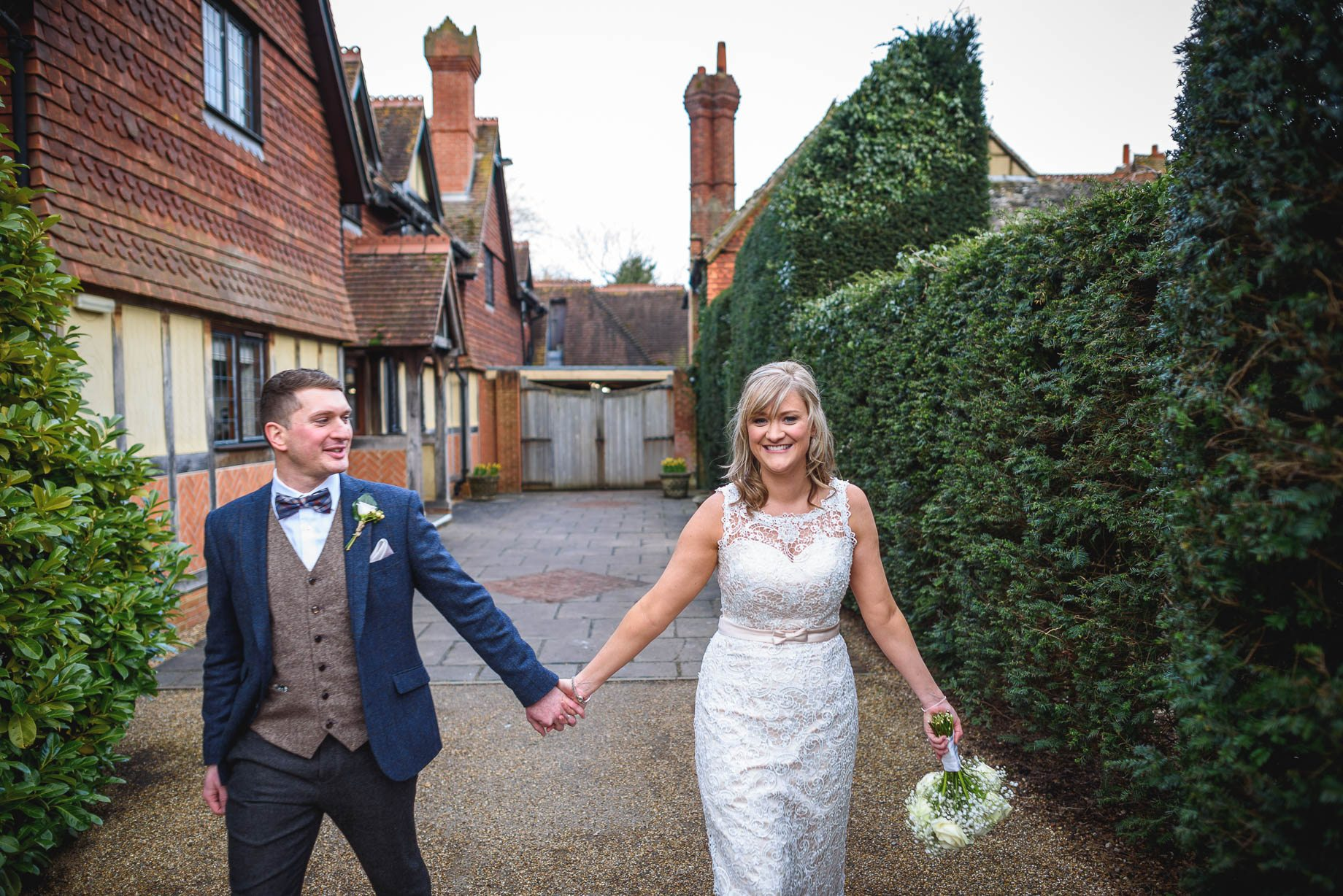 Langshott Manor wedding photography - Hollie and David (86 of 167)