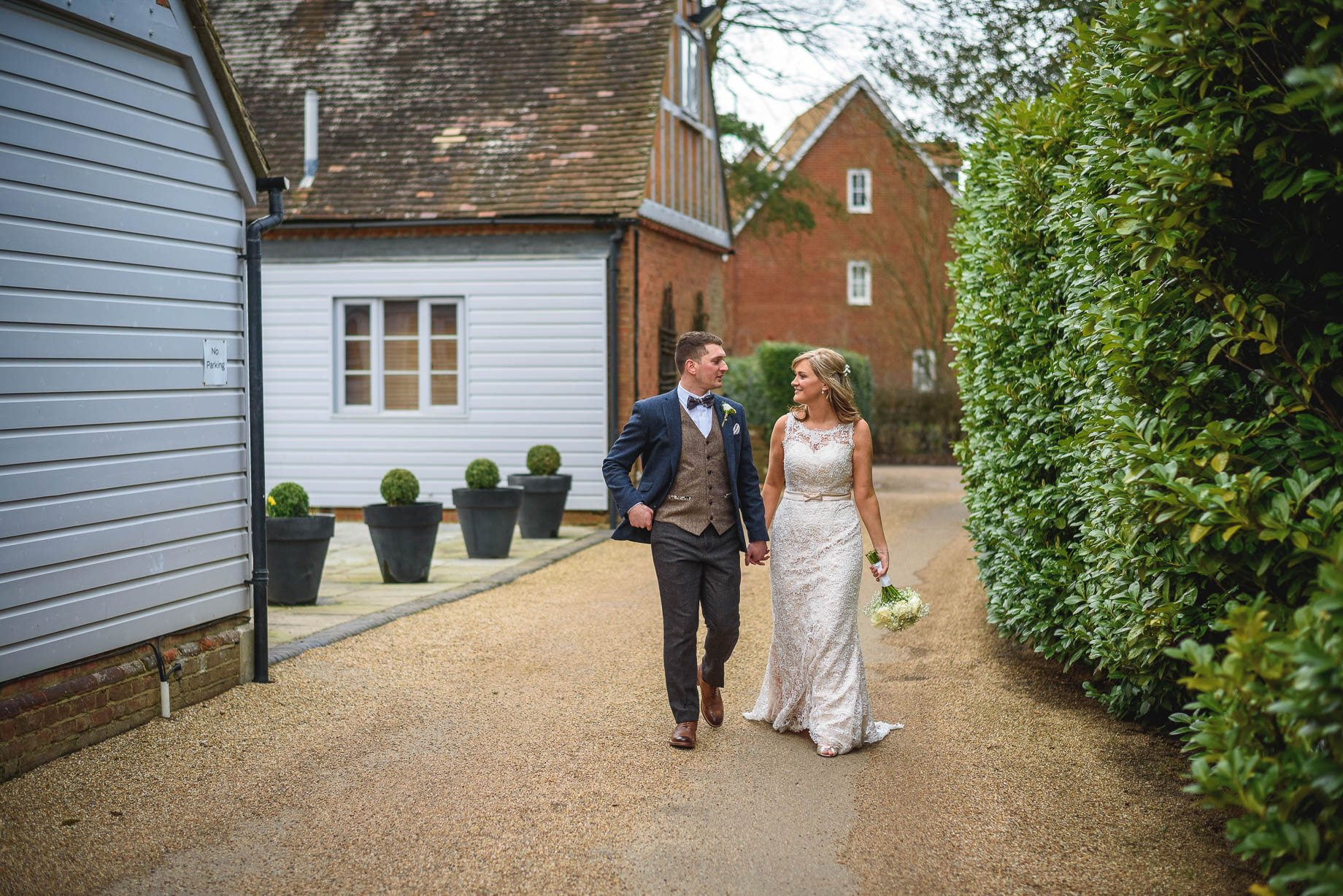 Langshott Manor wedding photography - Hollie and David (90 of 167)
