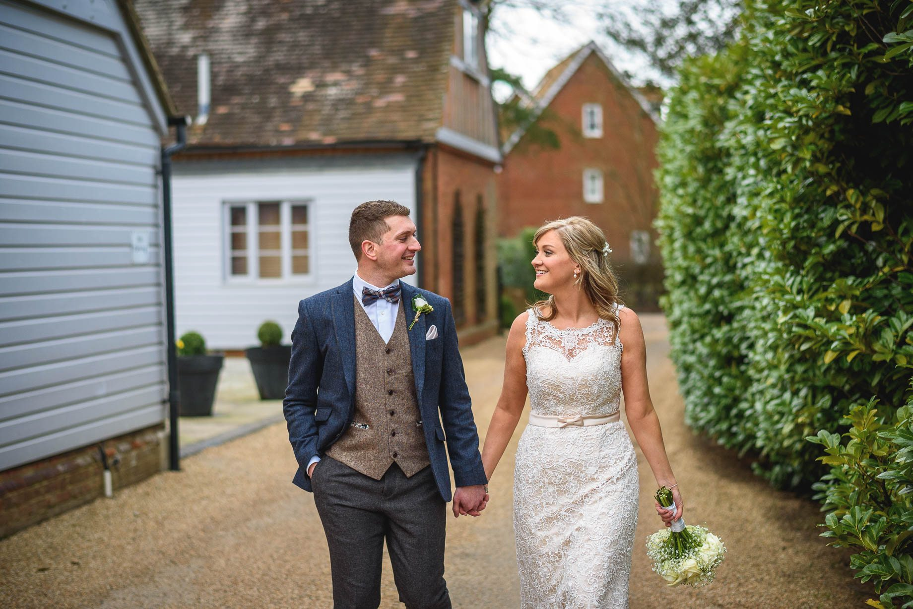 Langshott Manor wedding photography - Hollie and David (91 of 167)