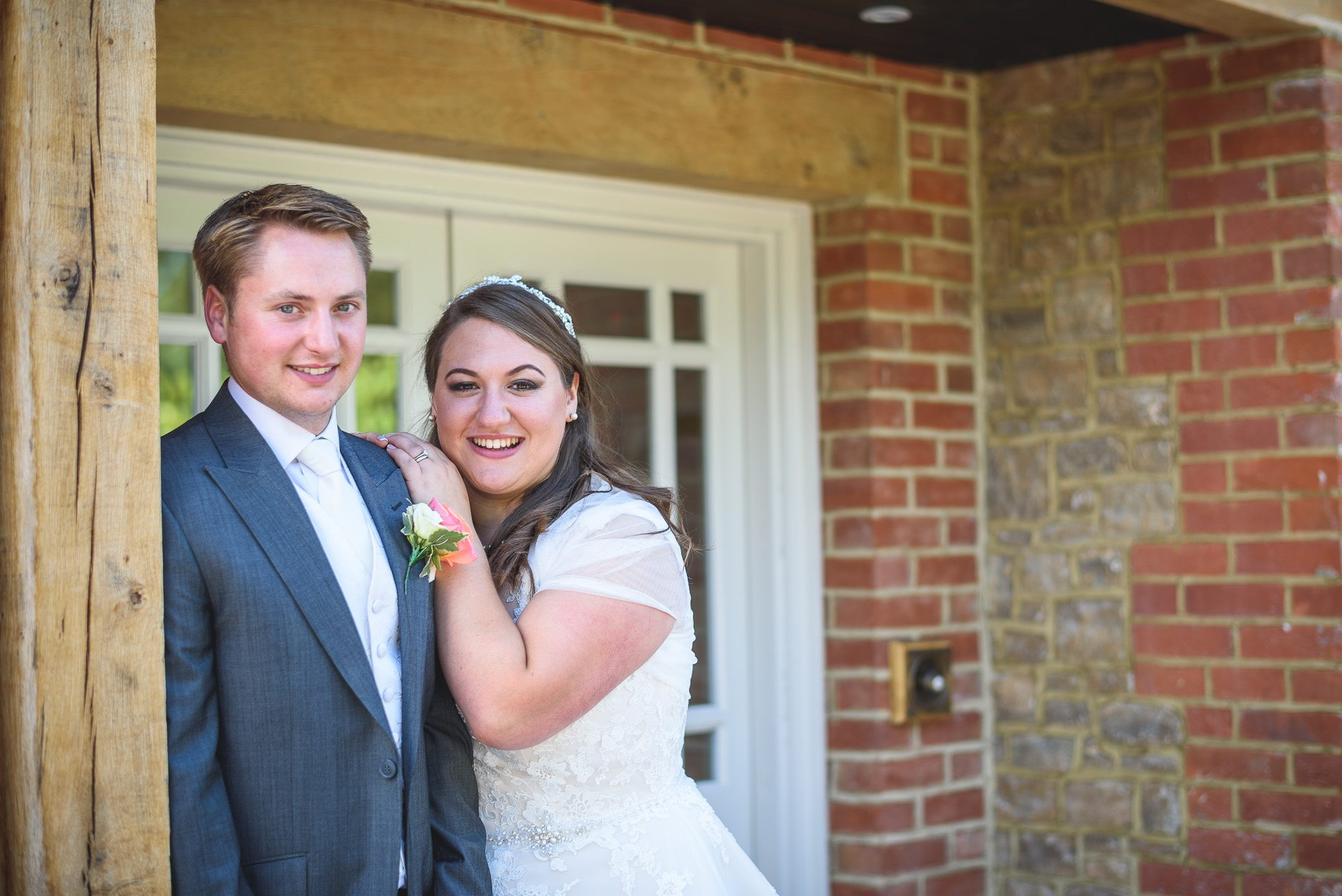 Lauren and Lee - Millbridge Court wedding photography (111 of 166)