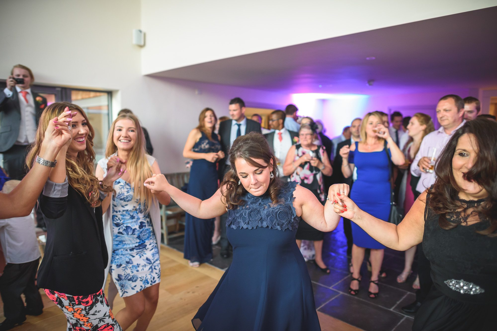 Lauren and Lee - Millbridge Court wedding photography (157 of 166)