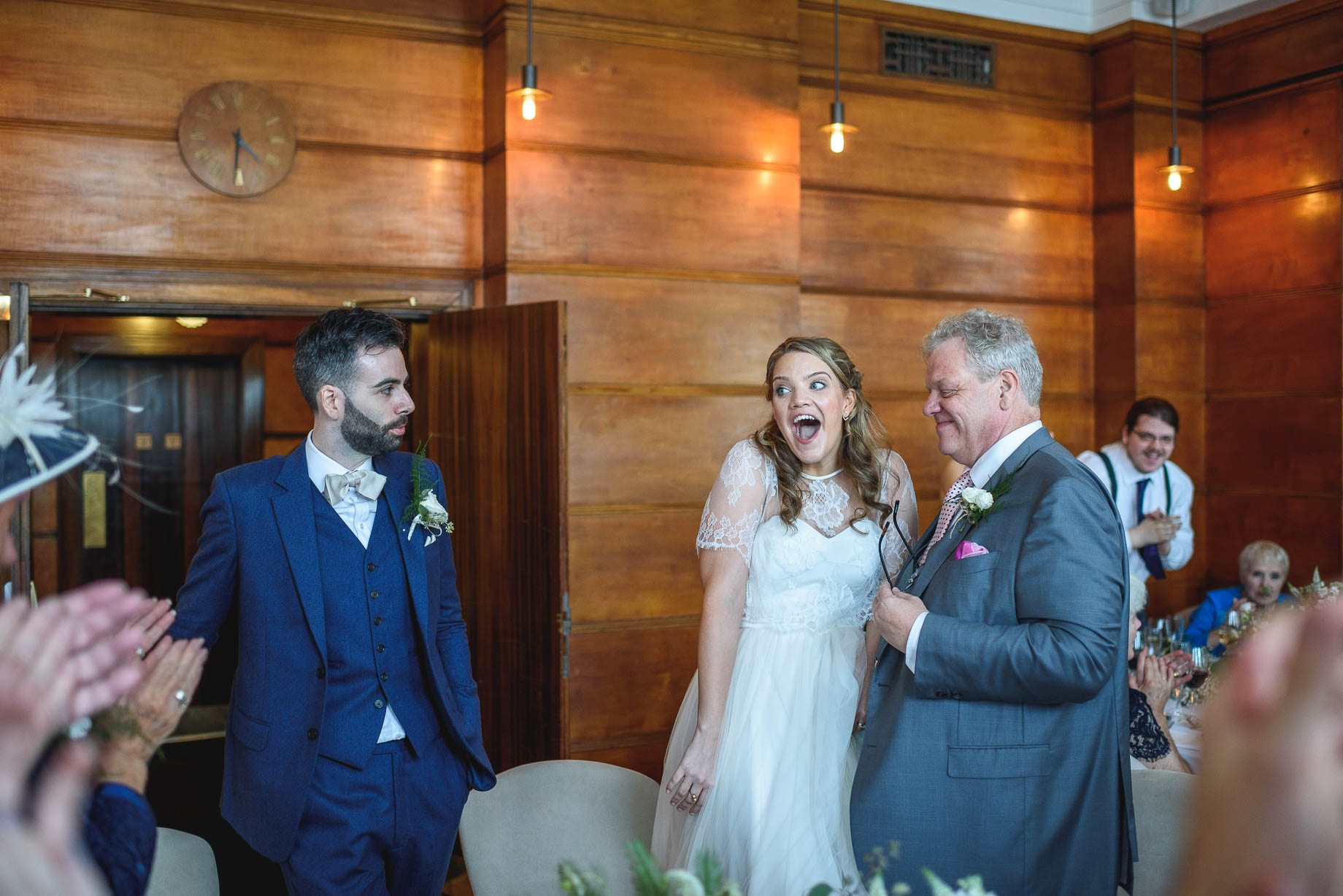 London Wedding Photography - Guy Collier Photography - LJ + Russell (102 of 155)