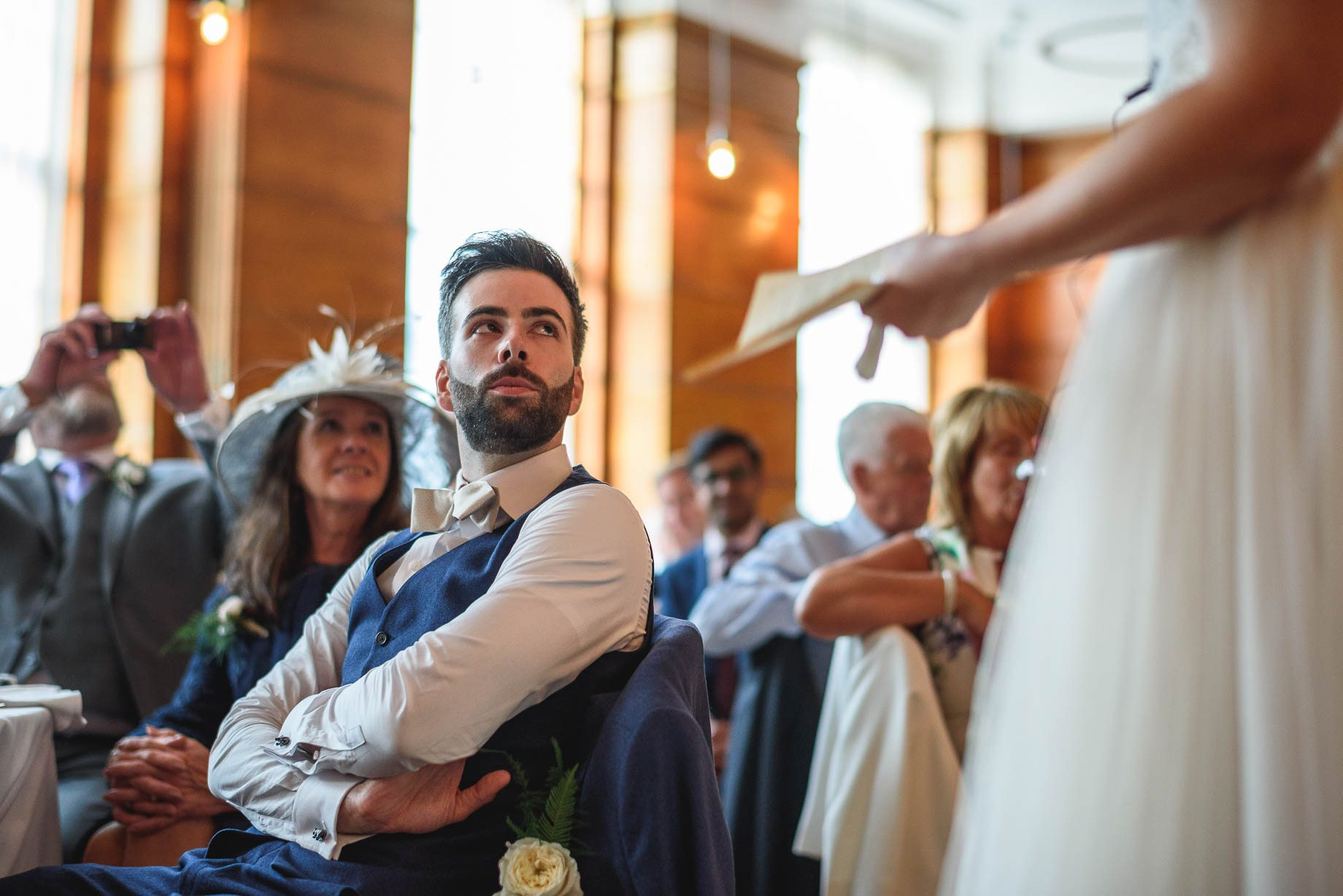London Wedding Photography - Guy Collier Photography - LJ + Russell (114 of 155)