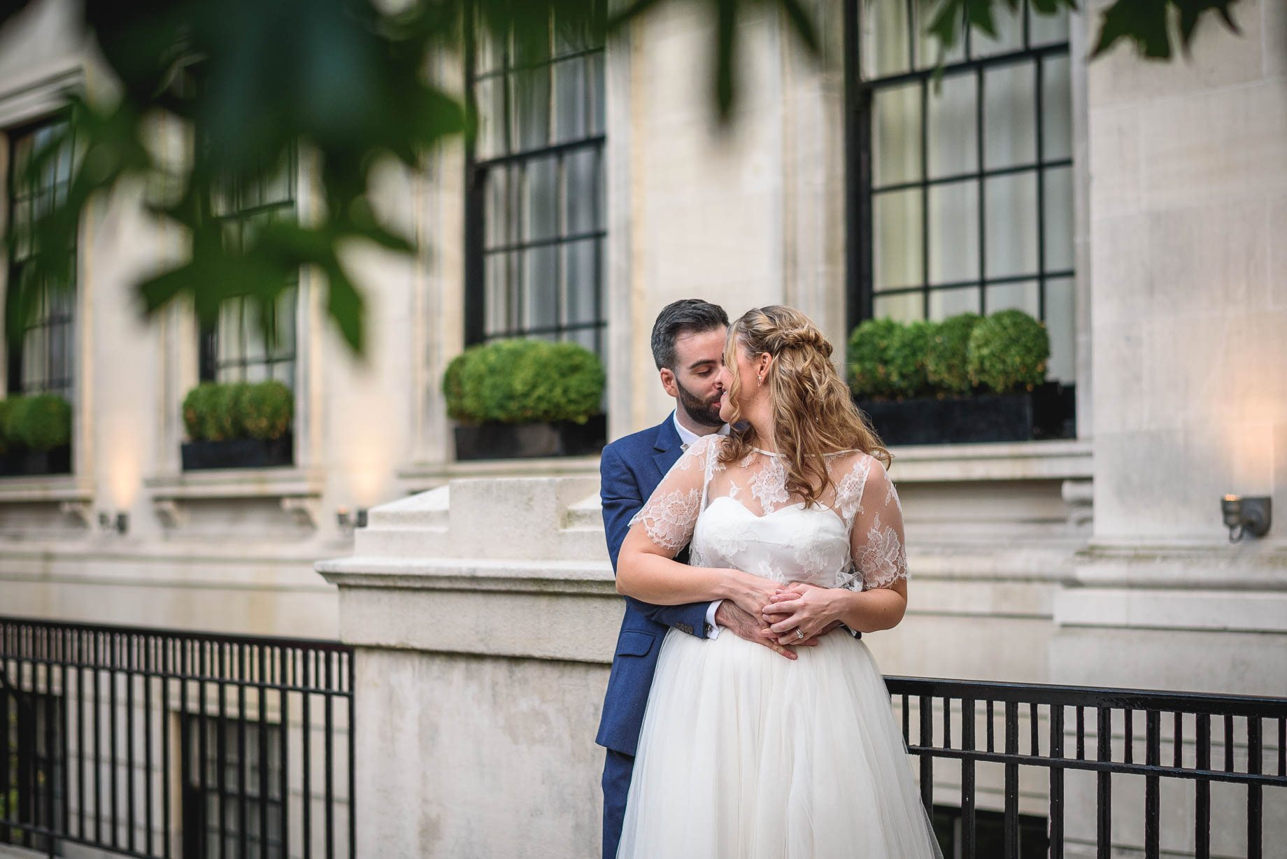 London Wedding Photography - Guy Collier Photography - LJ + Russell (128 of 155)