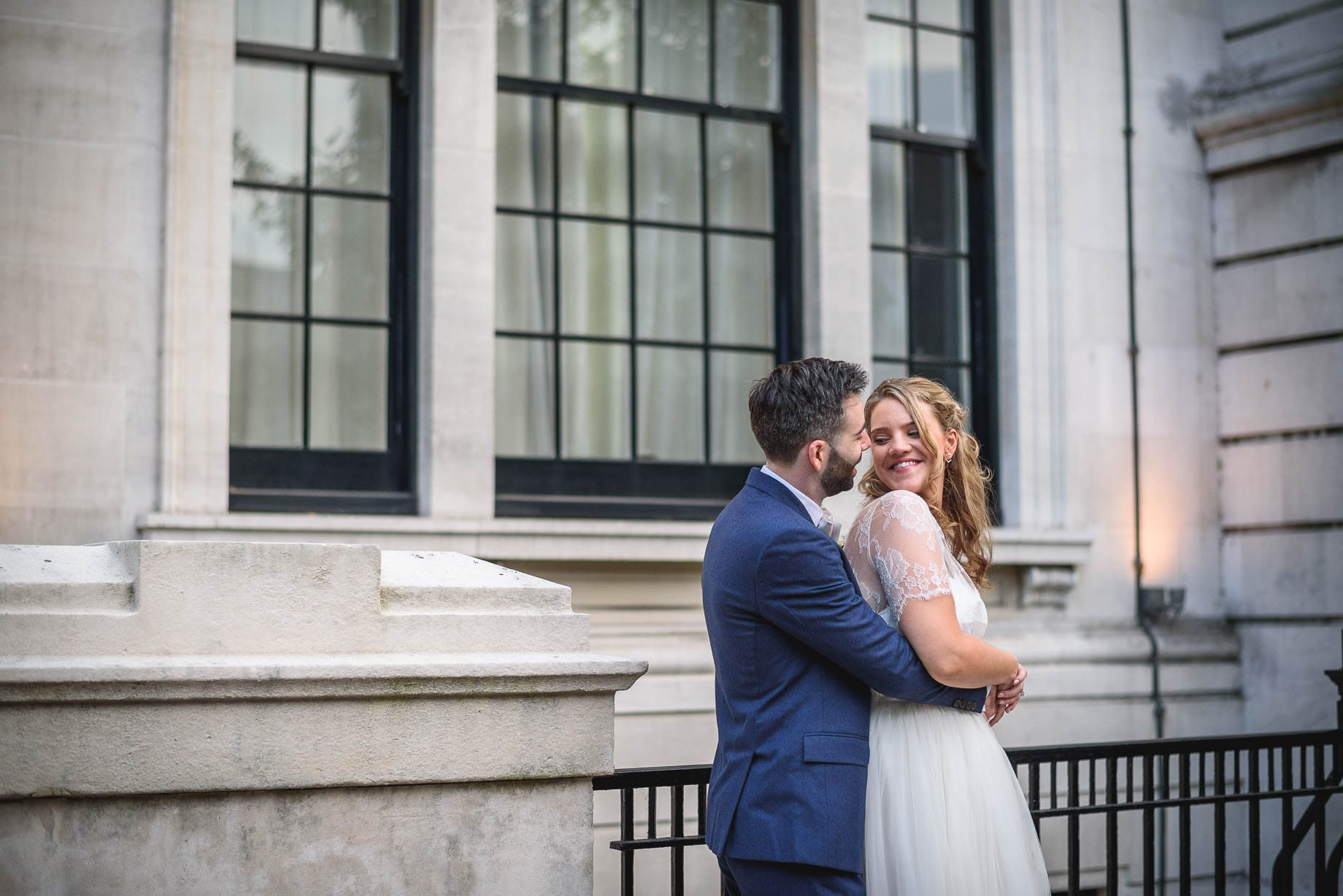 London Wedding Photography - Guy Collier Photography - LJ + Russell (129 of 155)