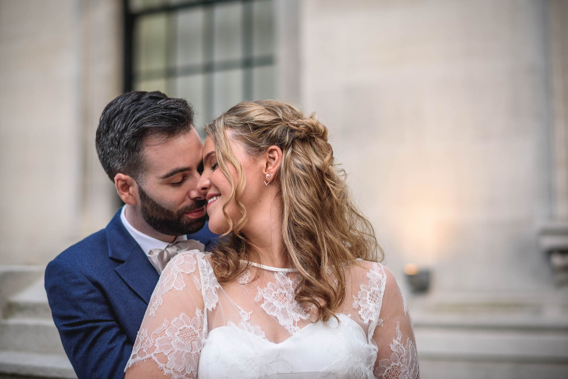 London Wedding Photography - Guy Collier Photography - LJ + Russell (130 of 155)
