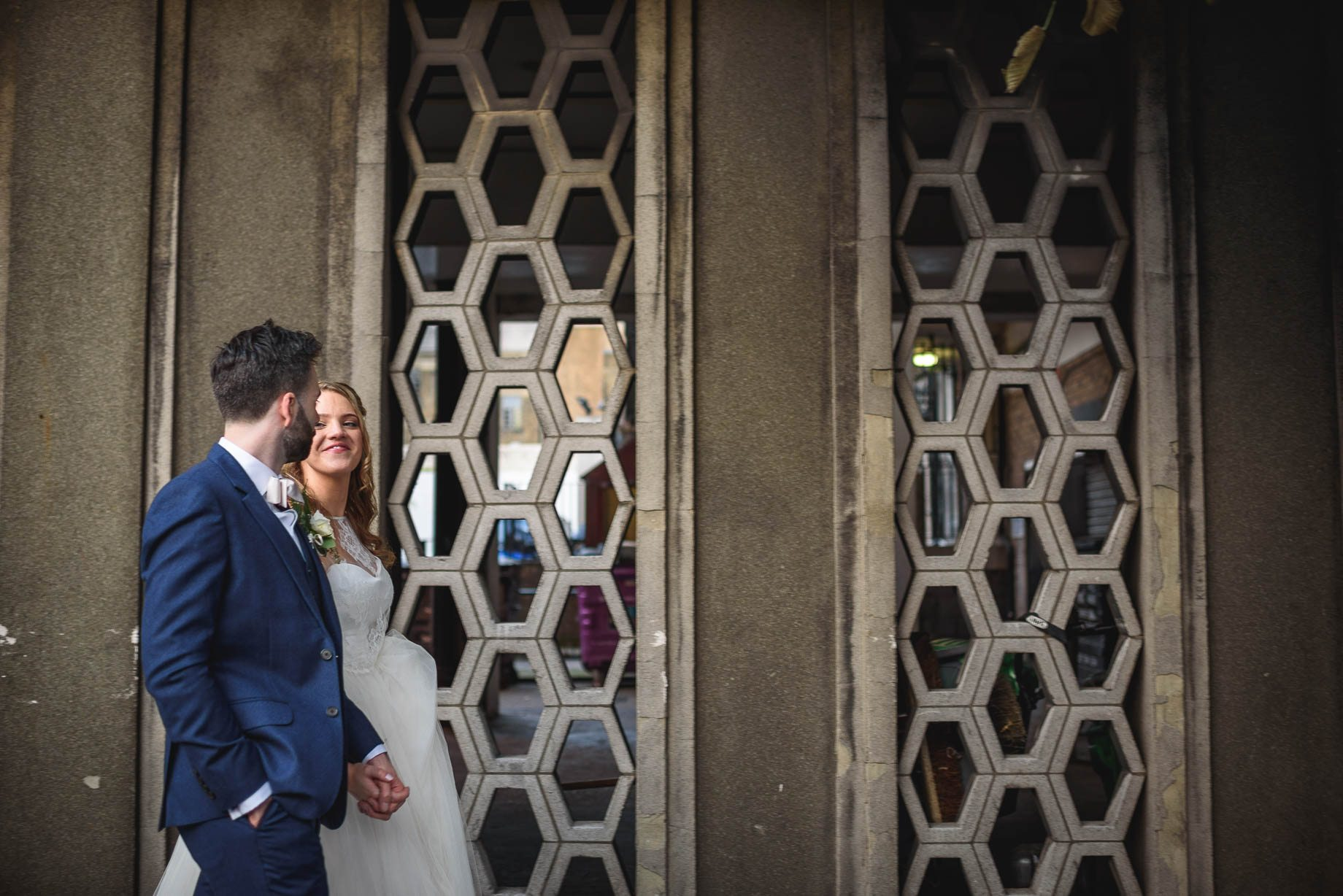 London Wedding Photography - Guy Collier Photography - LJ + Russell (133 of 155)