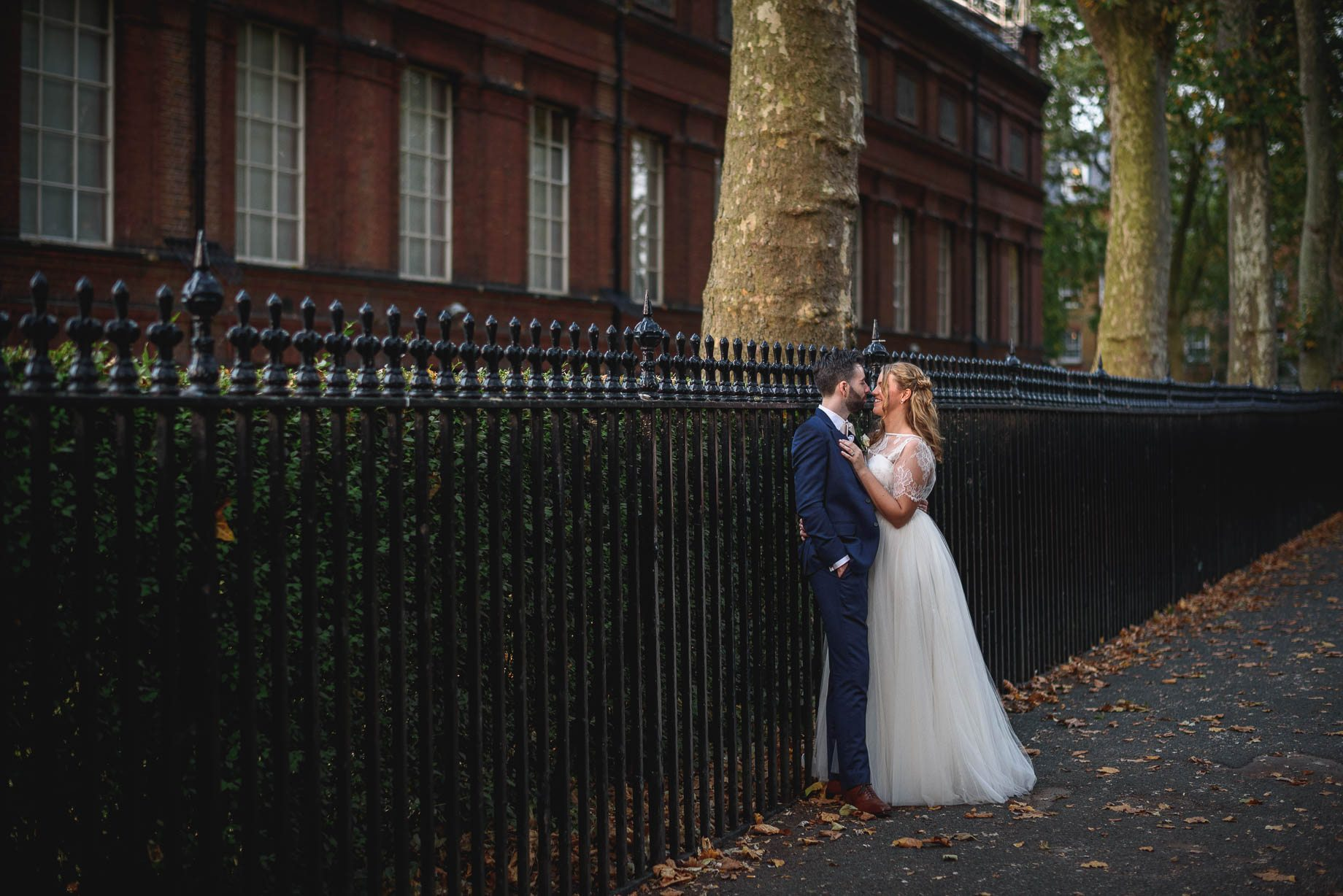 London Wedding Photography - Guy Collier Photography - LJ + Russell (134 of 155)
