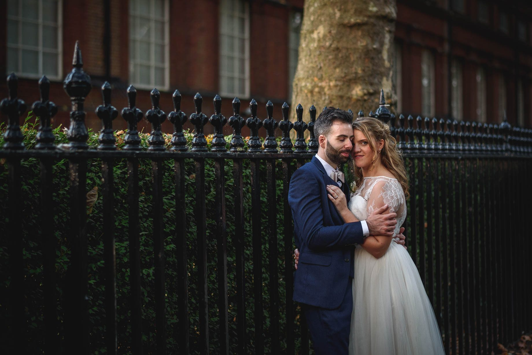 London Wedding Photography - Guy Collier Photography - LJ + Russell (136 of 155)
