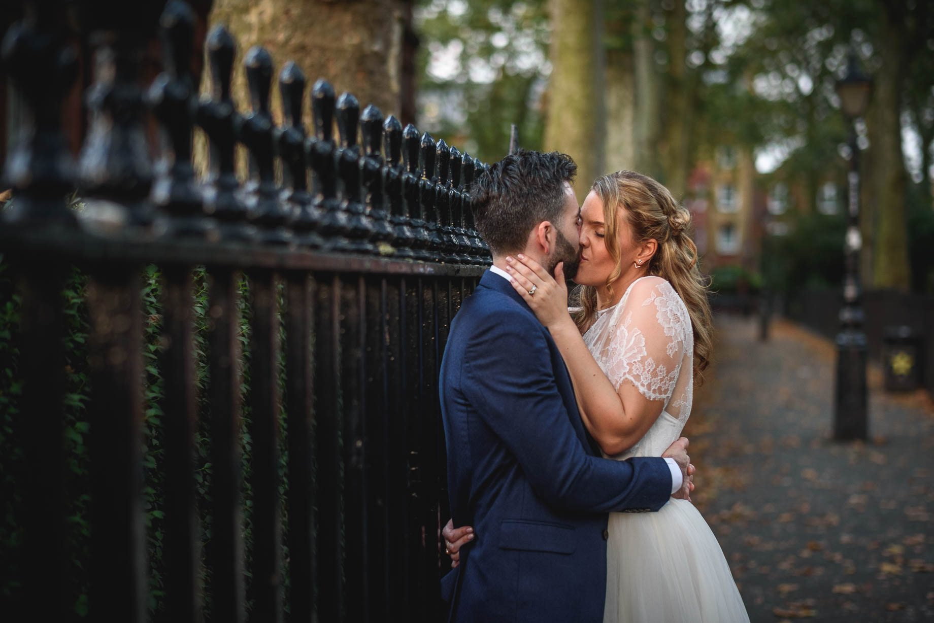 London Wedding Photography - Guy Collier Photography - LJ + Russell (137 of 155)