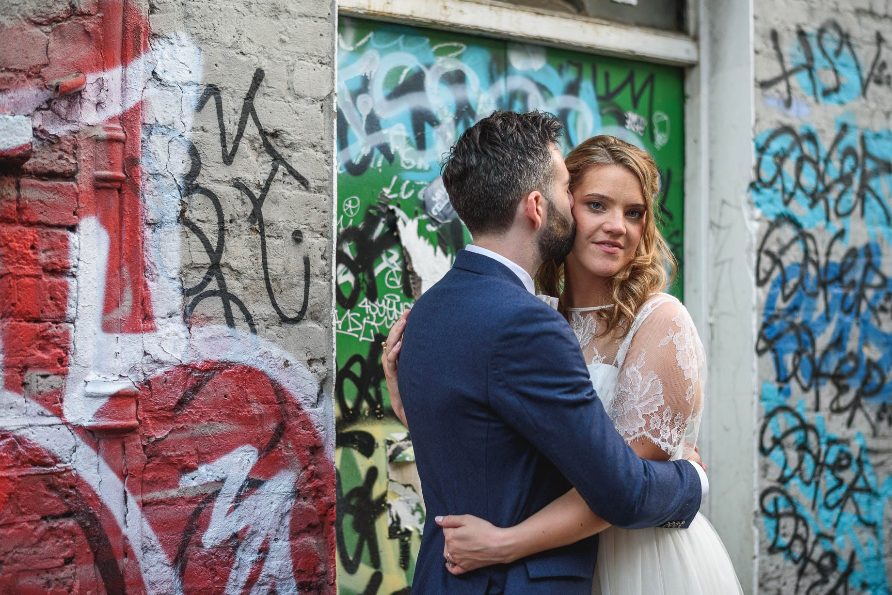 London Wedding Photography - Guy Collier Photography - LJ + Russell (138 of 155)