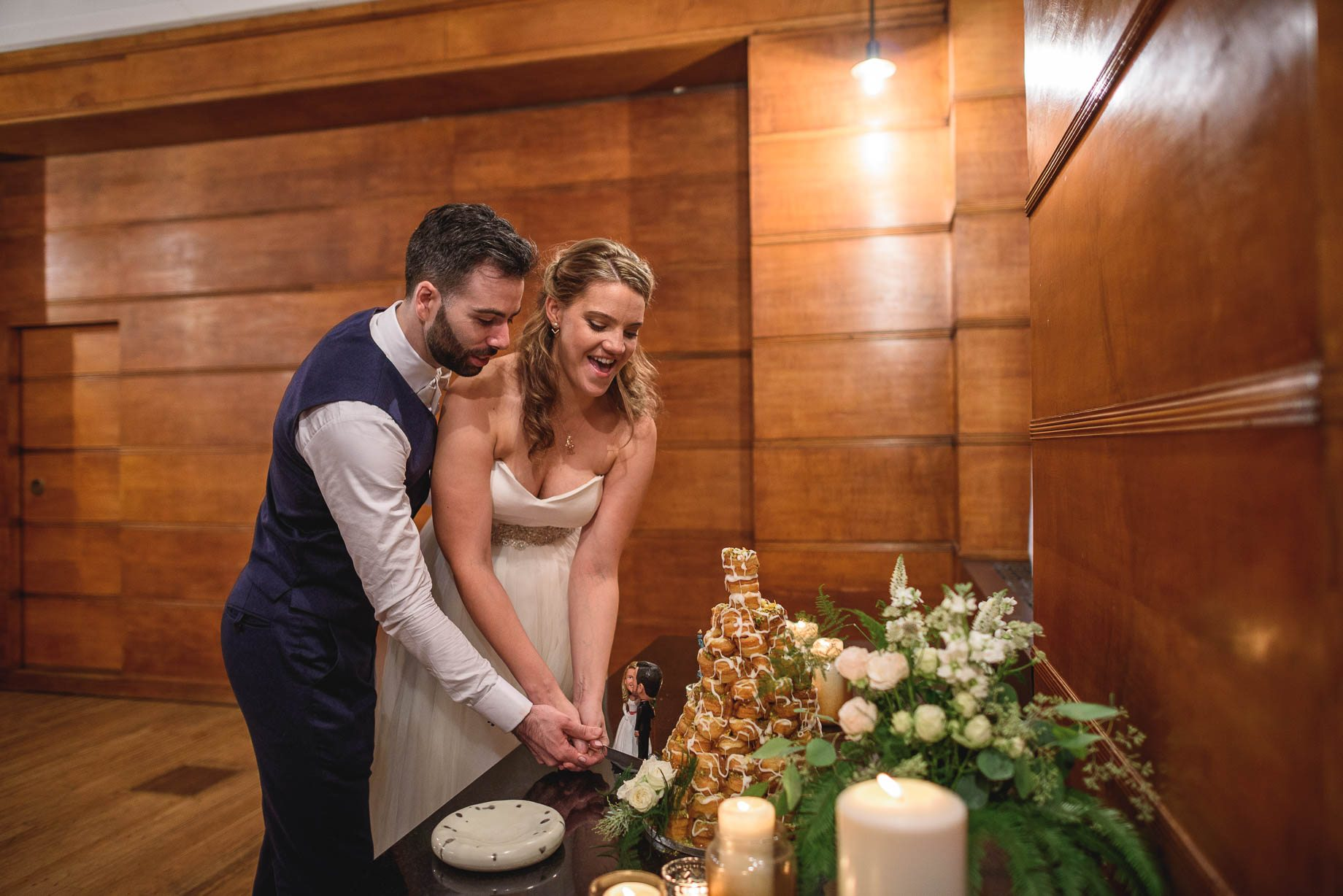 London Wedding Photography - Guy Collier Photography - LJ + Russell (145 of 155)