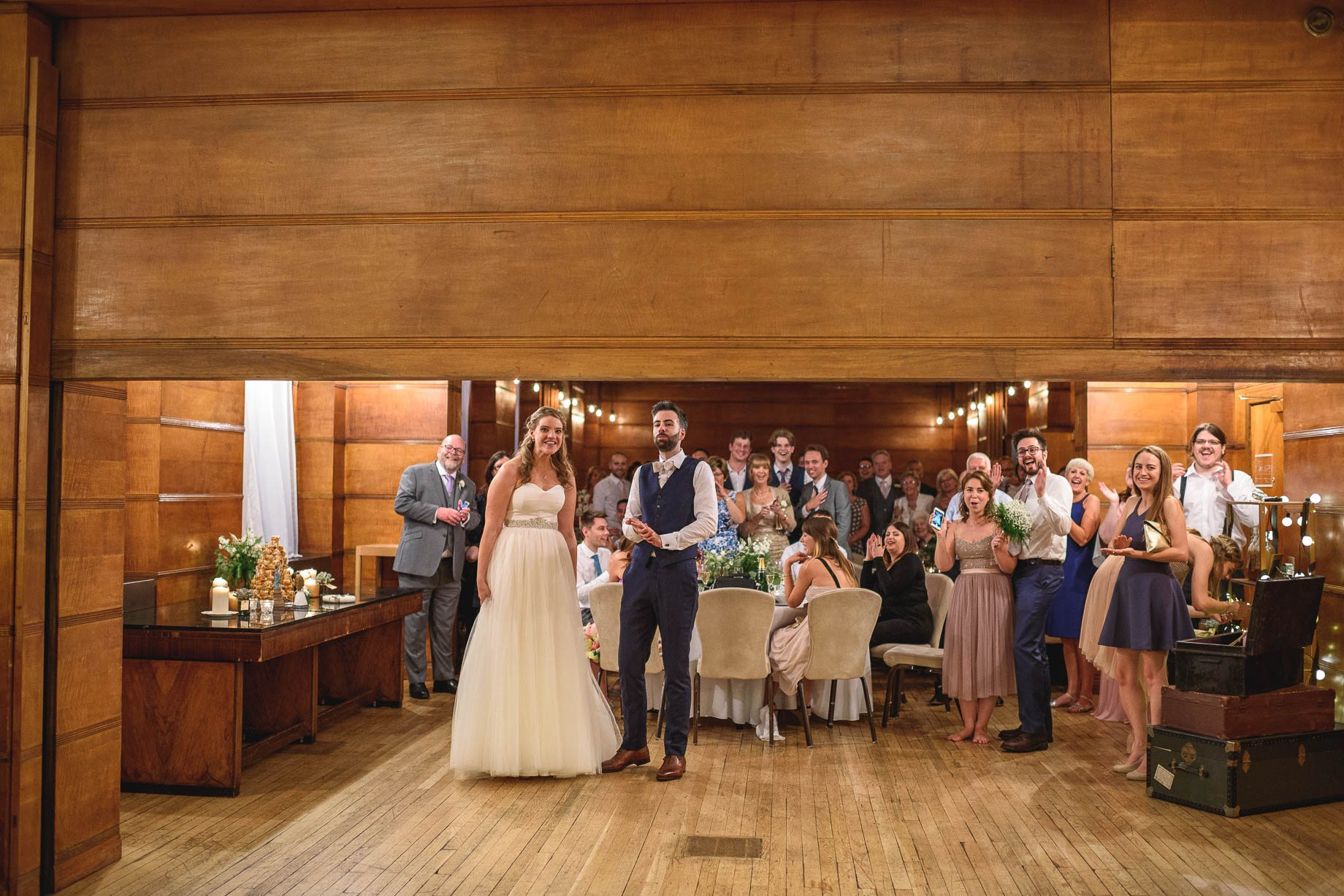 London Wedding Photography - Guy Collier Photography - LJ + Russell (146 of 155)