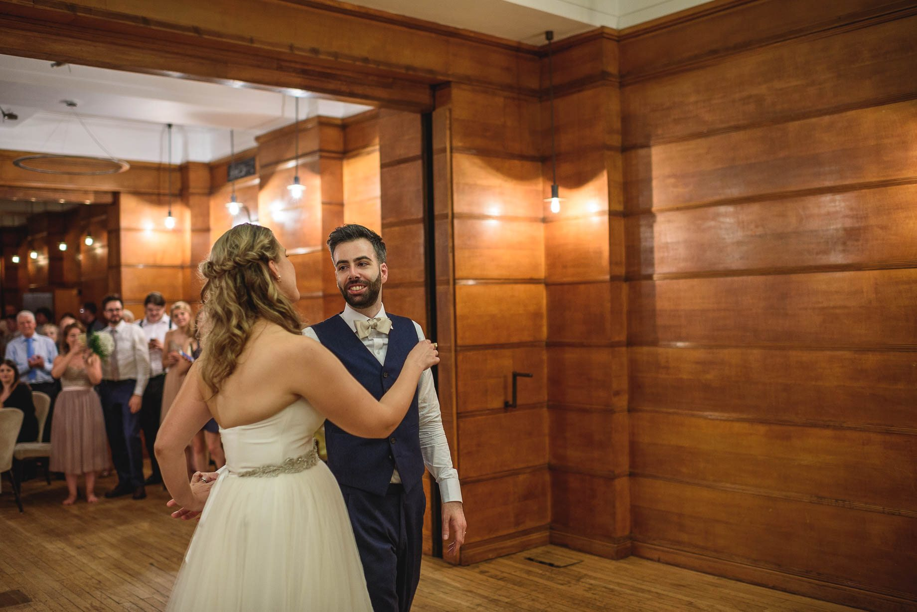 London Wedding Photography - Guy Collier Photography - LJ + Russell (147 of 155)