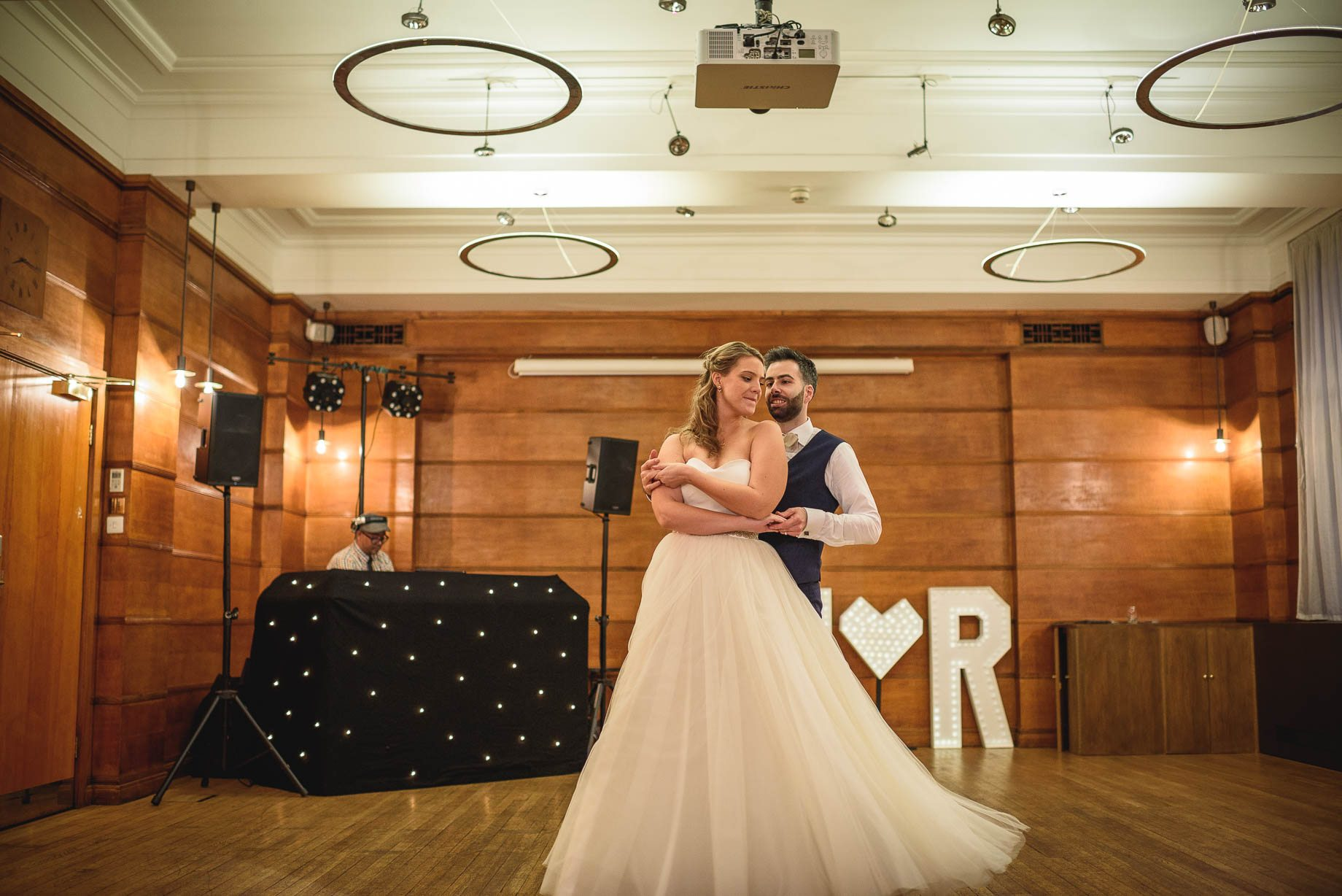 London Wedding Photography - Guy Collier Photography - LJ + Russell (148 of 155)