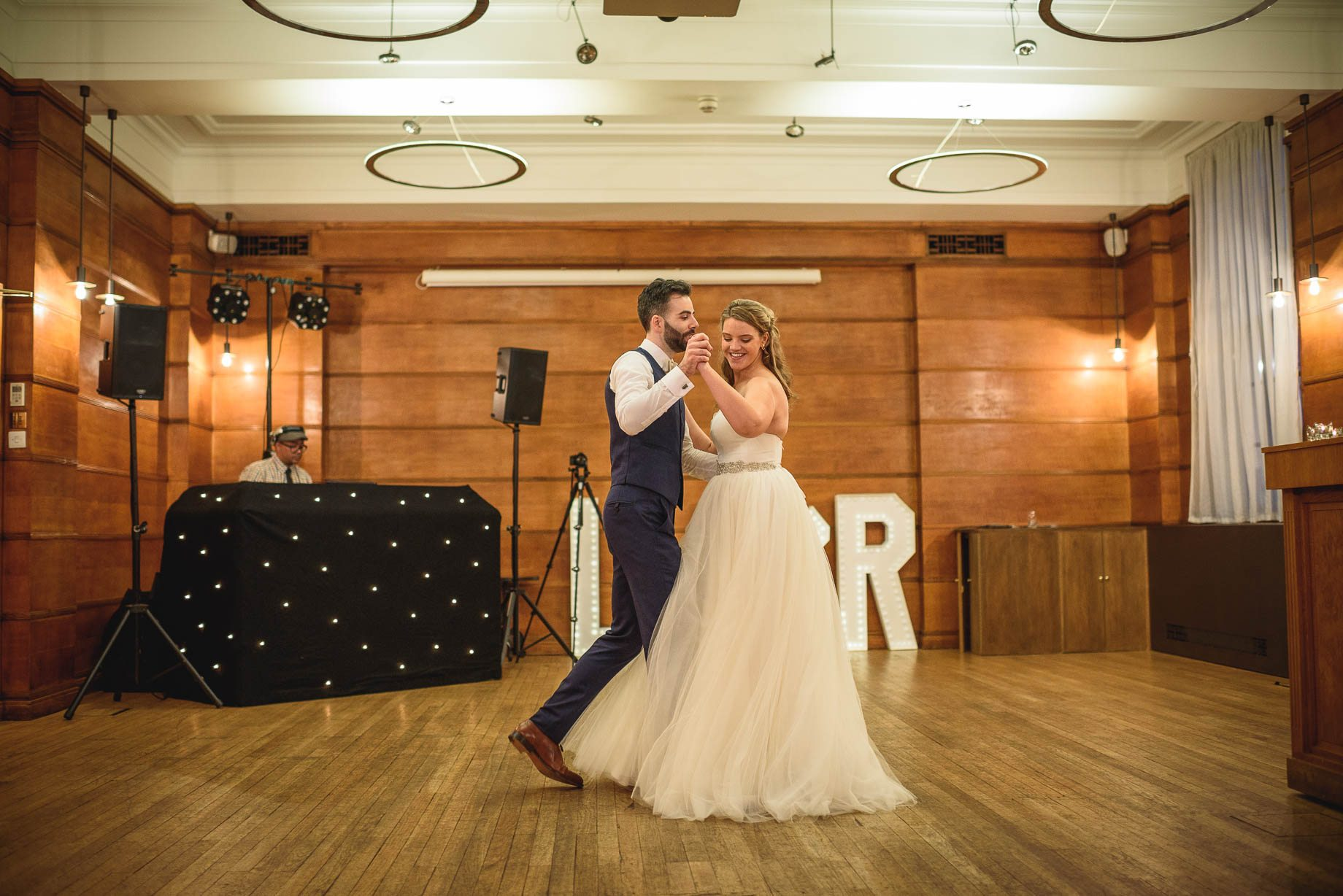London Wedding Photography - Guy Collier Photography - LJ + Russell (150 of 155)