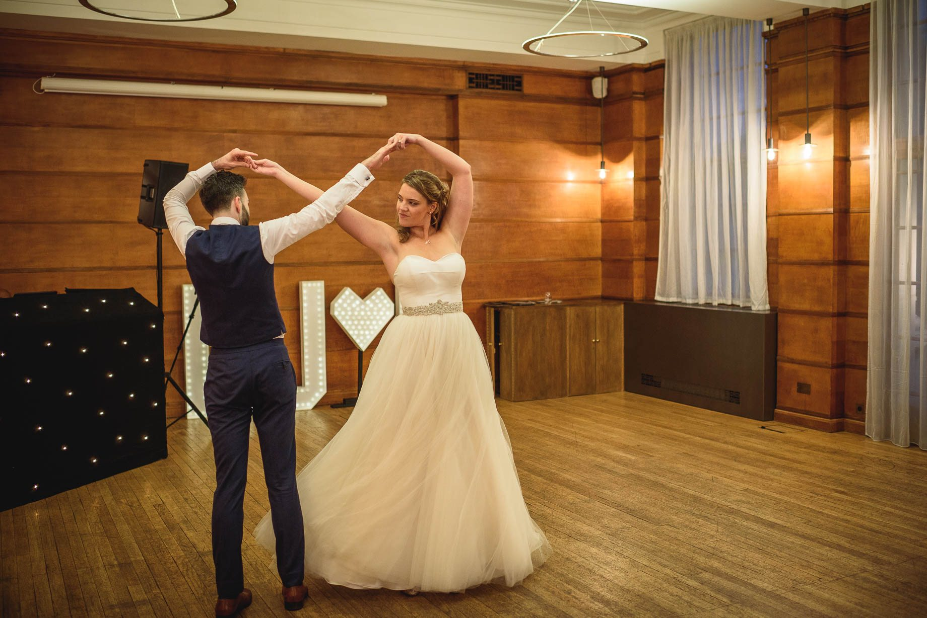 London Wedding Photography - Guy Collier Photography - LJ + Russell (151 of 155)