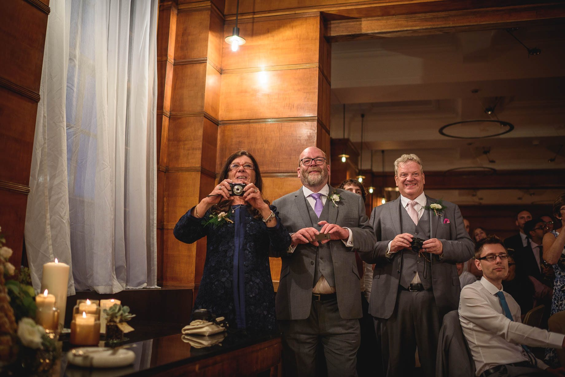 London Wedding Photography - Guy Collier Photography - LJ + Russell (153 of 155)