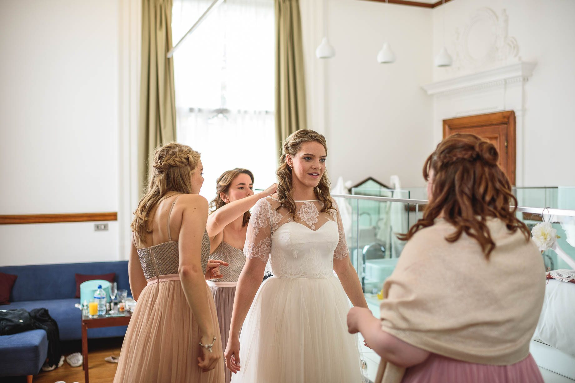 London Wedding Photography - Guy Collier Photography - LJ + Russell (32 of 155)