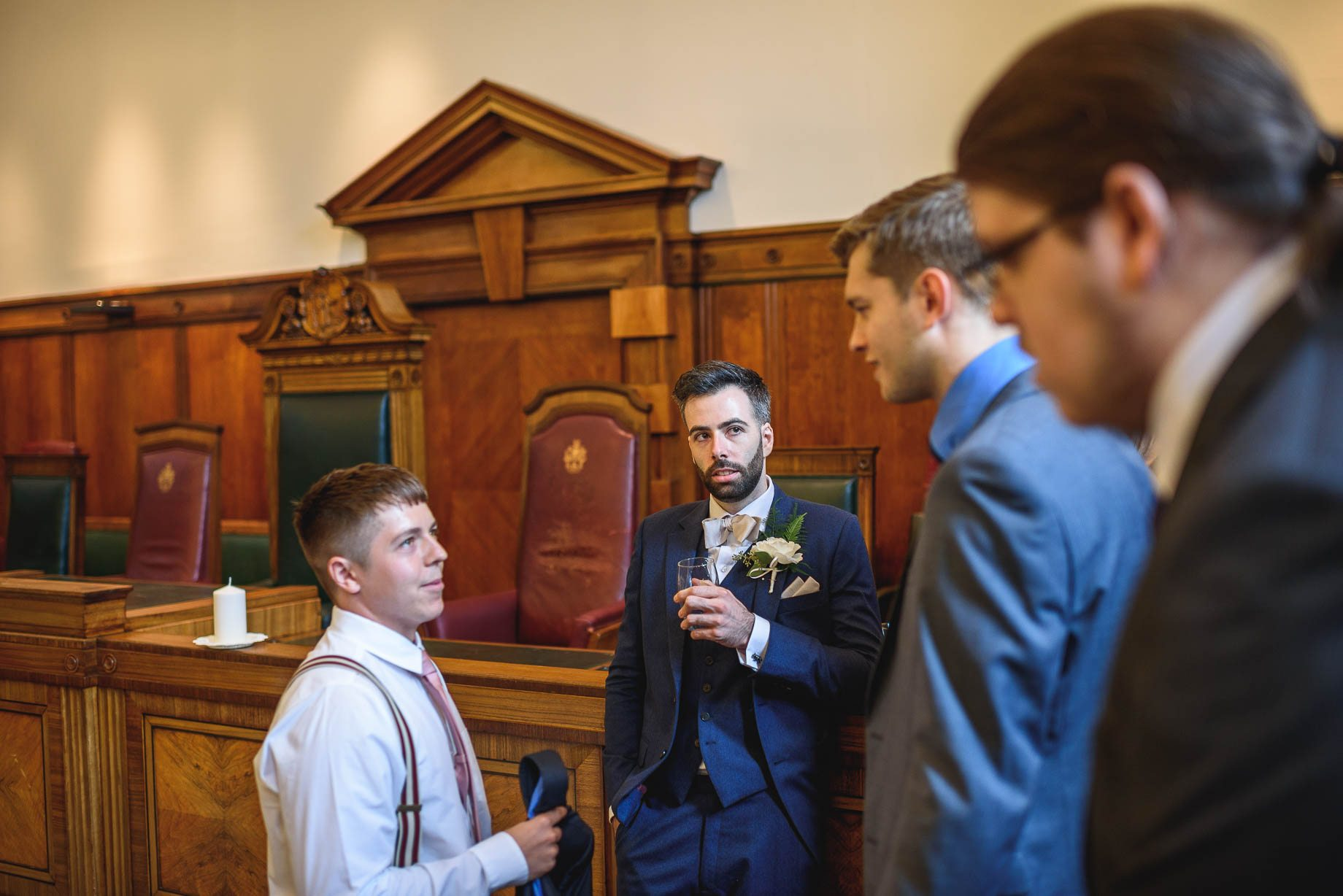 London Wedding Photography - Guy Collier Photography - LJ + Russell (37 of 155)
