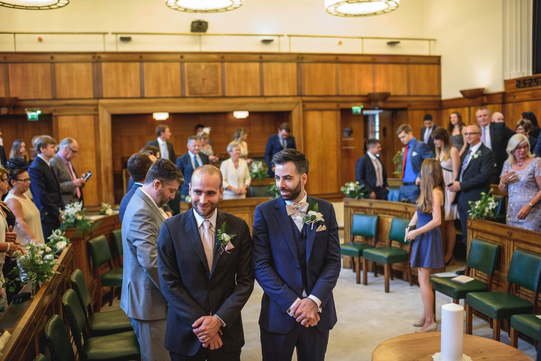 London Wedding Photography - Guy Collier Photography - LJ + Russell (51 of 155)