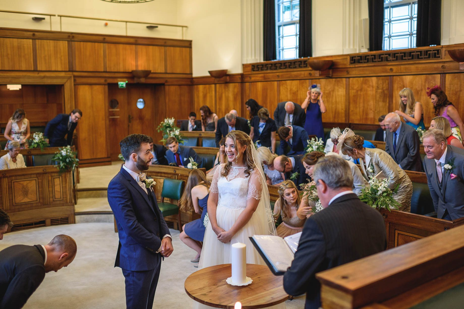 London Wedding Photography - Guy Collier Photography - LJ + Russell (53 of 155)