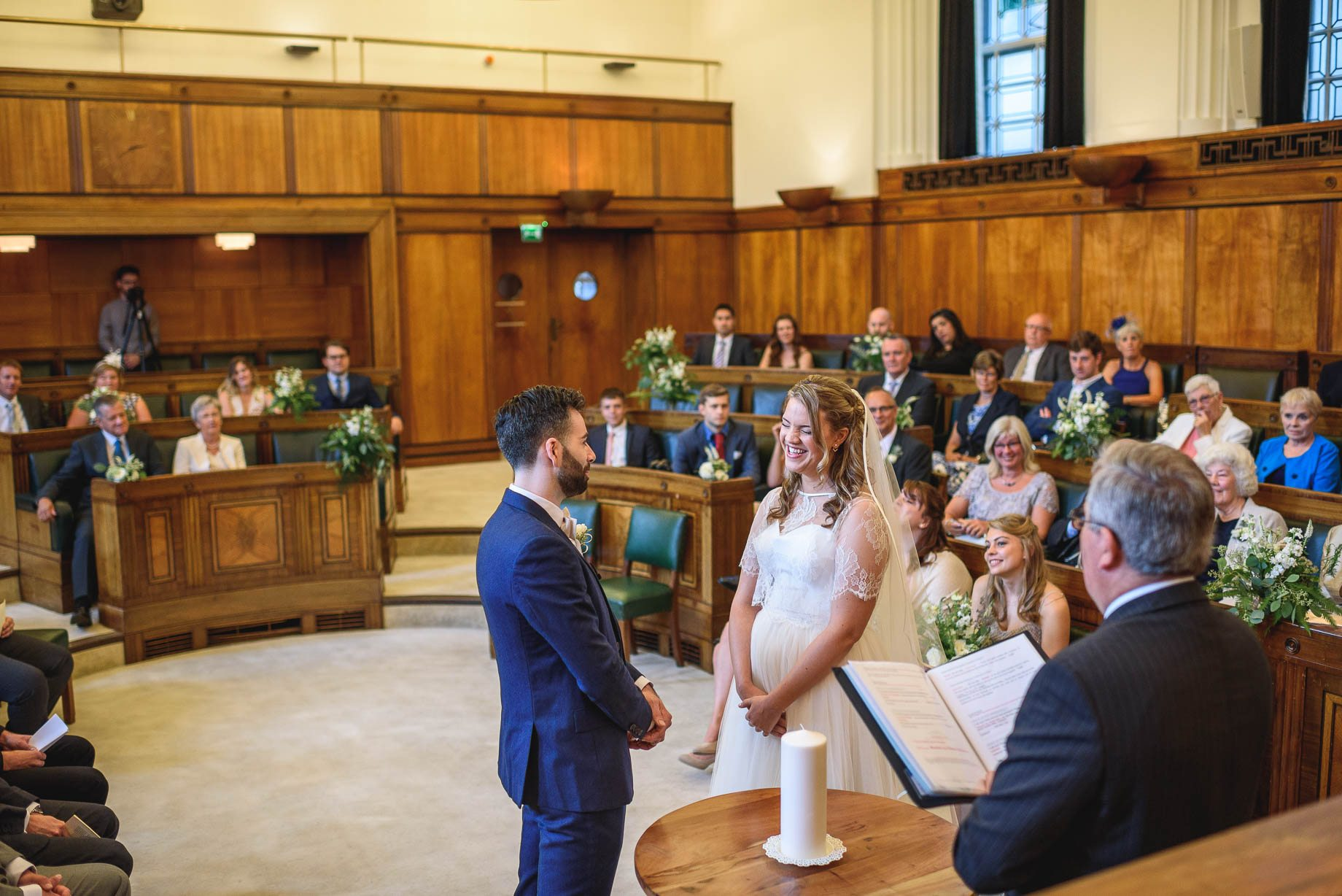 London Wedding Photography - Guy Collier Photography - LJ + Russell (54 of 155)