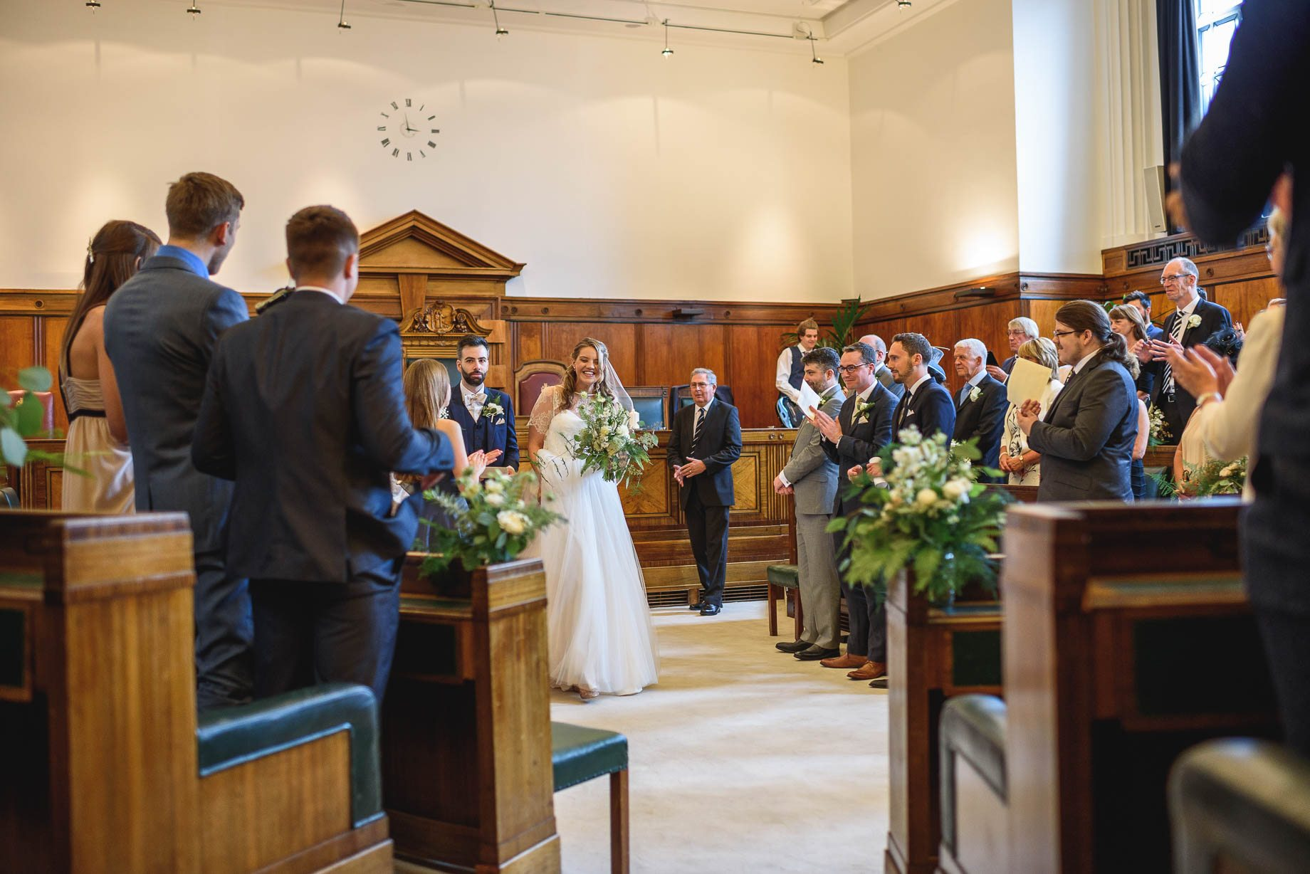 London Wedding Photography - Guy Collier Photography - LJ + Russell (64 of 155)