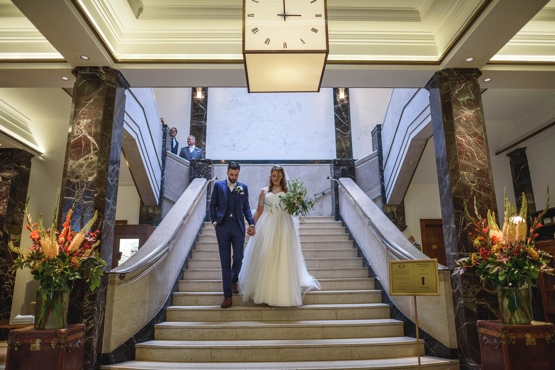London Wedding Photography - Guy Collier Photography - LJ + Russell (68 of 155)