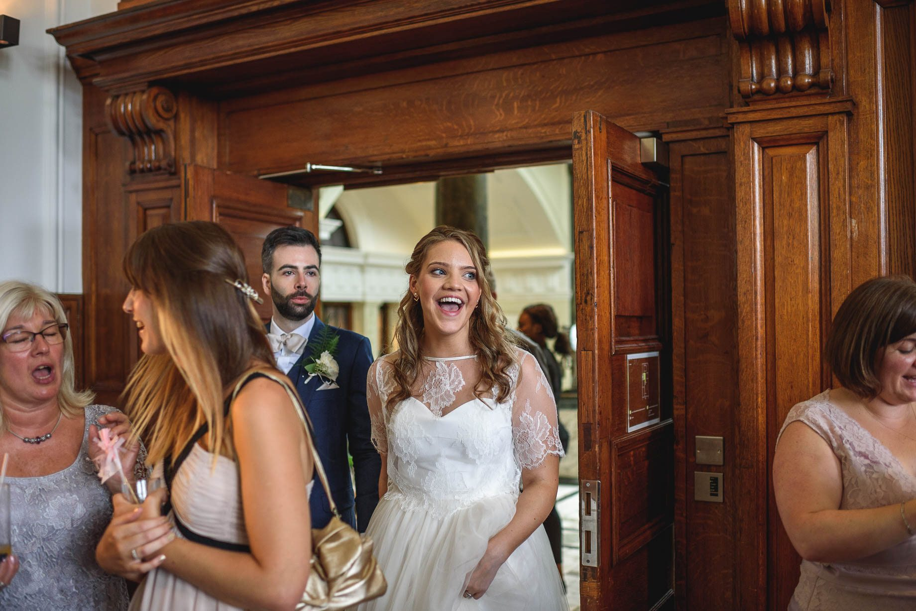 London Wedding Photography - Guy Collier Photography - LJ + Russell (78 of 155)