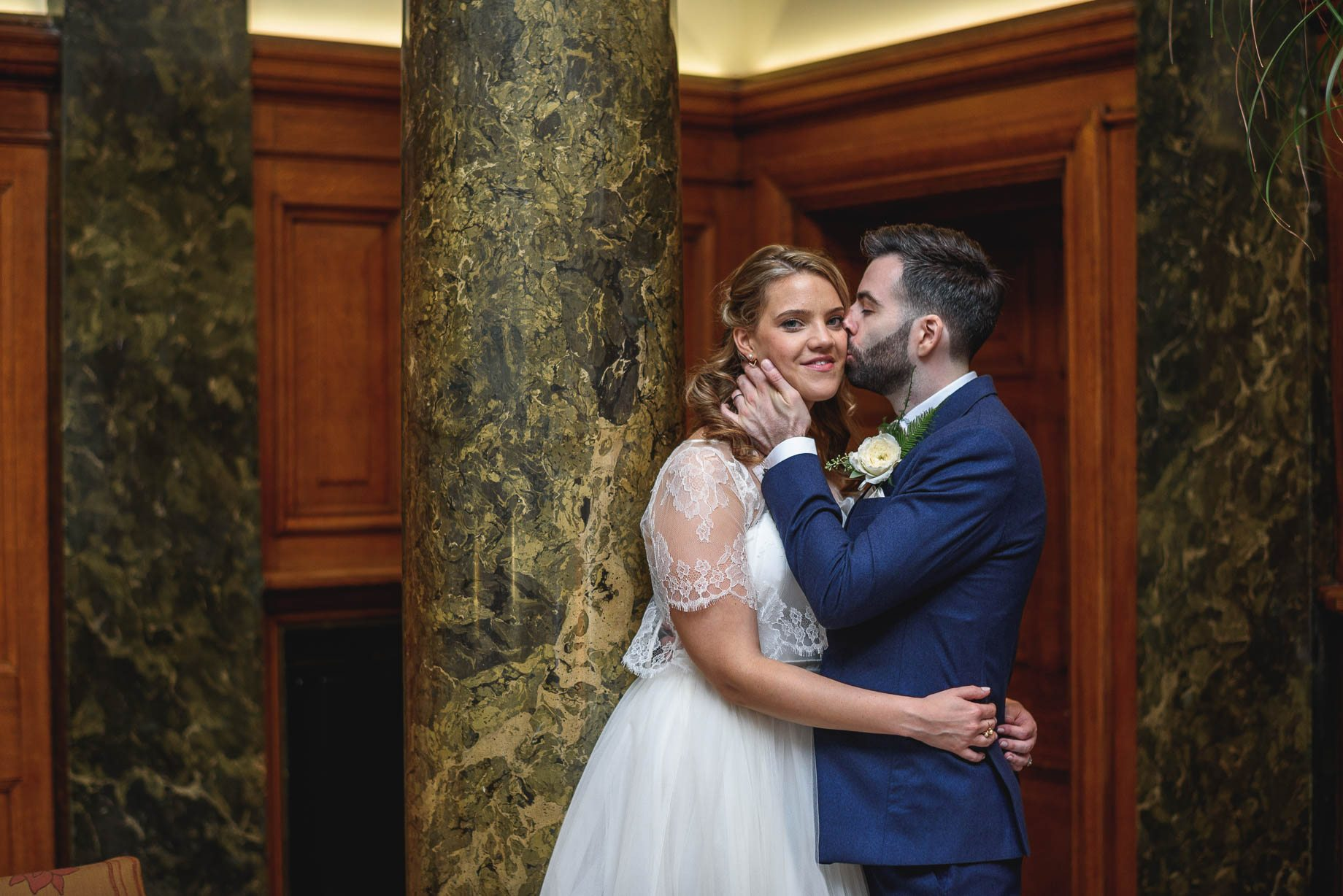 London Wedding Photography - Guy Collier Photography - LJ + Russell (88 of 155)