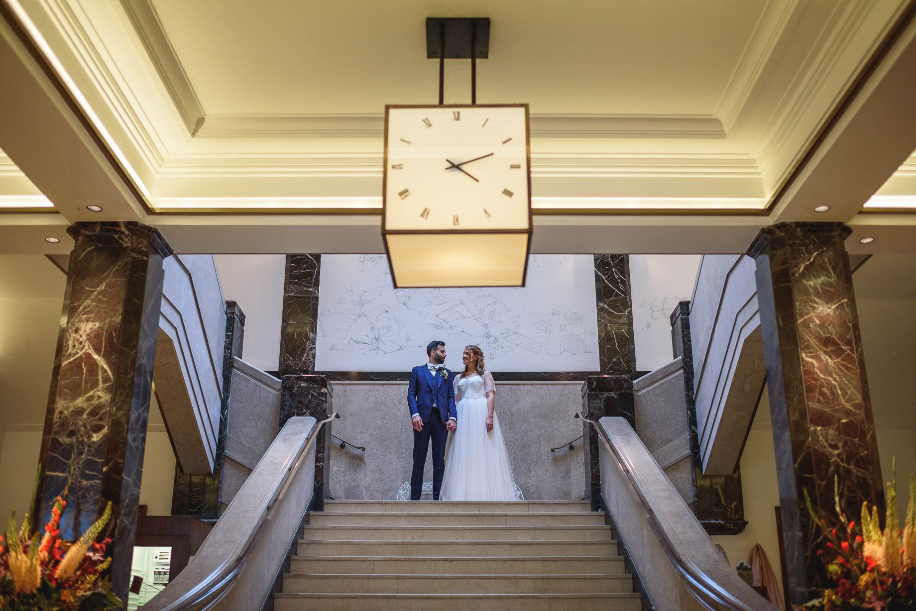 London Wedding Photography - Guy Collier Photography - LJ + Russell (91 of 155)