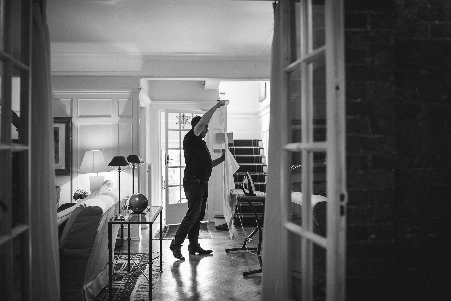 London wedding photography - Claire and JW - Guy Collier Photography (14 of 153)