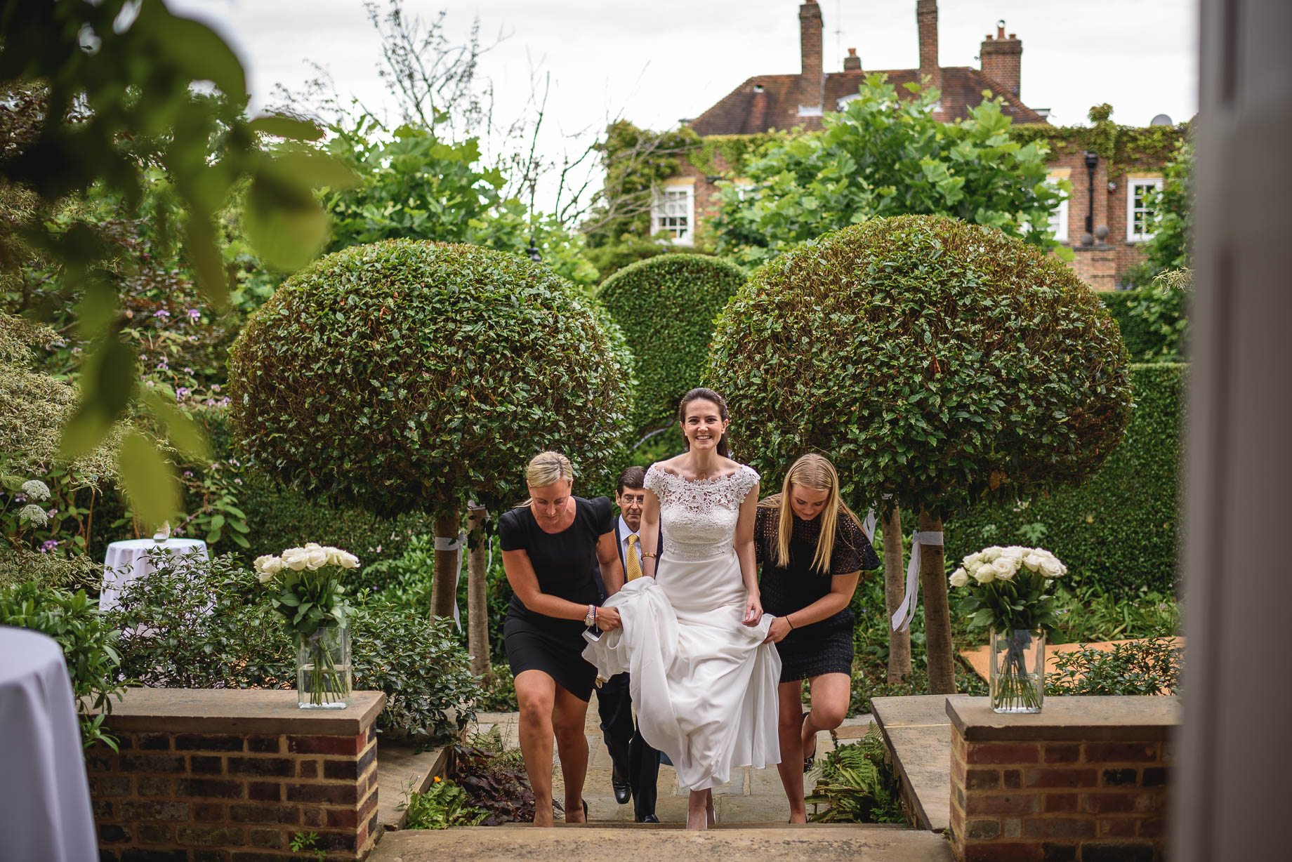 London wedding photography - Claire and JW - Guy Collier Photography (64 of 153)